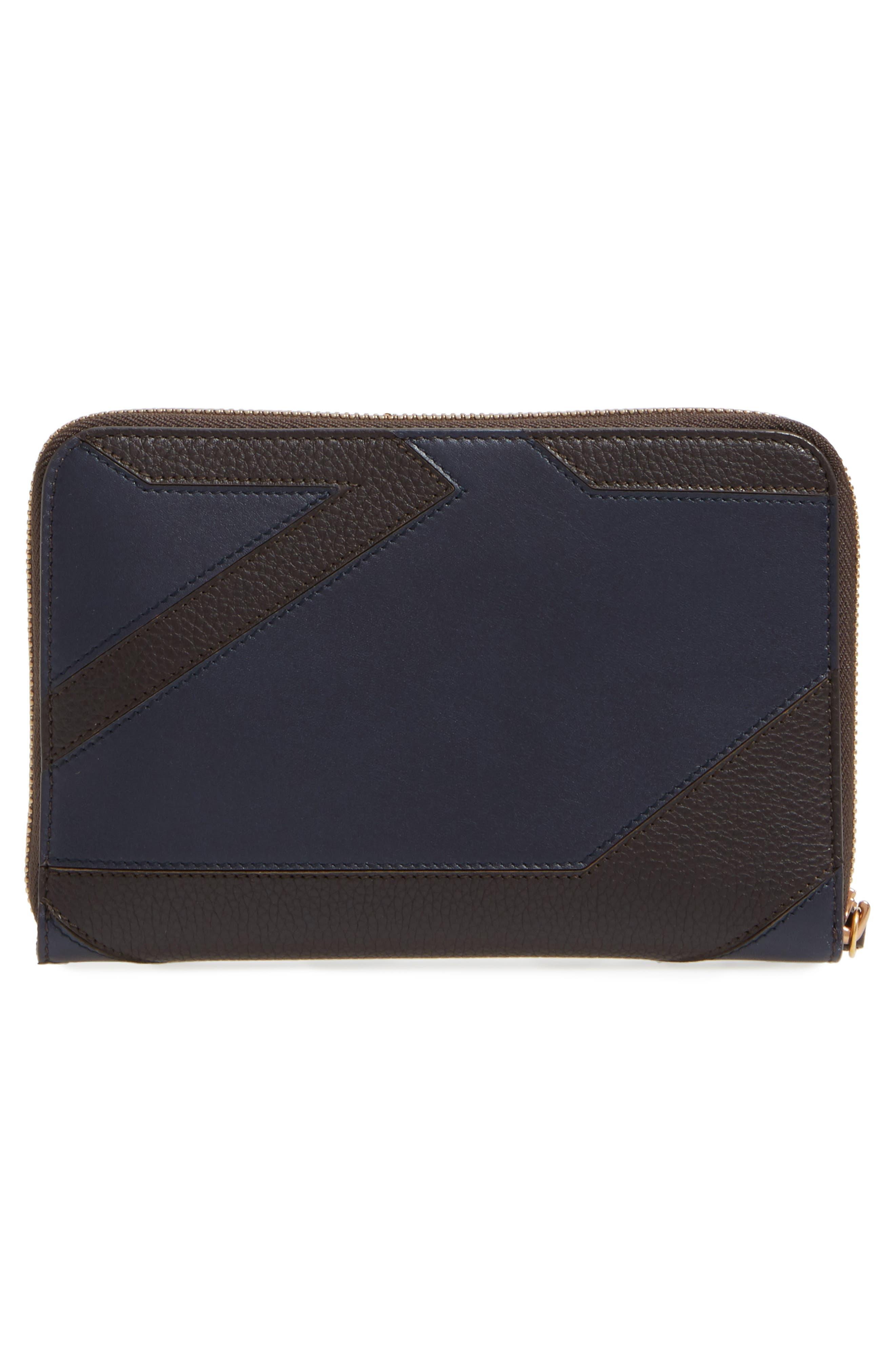 Zip Wallet,                             Alternate thumbnail 3, color,                             245