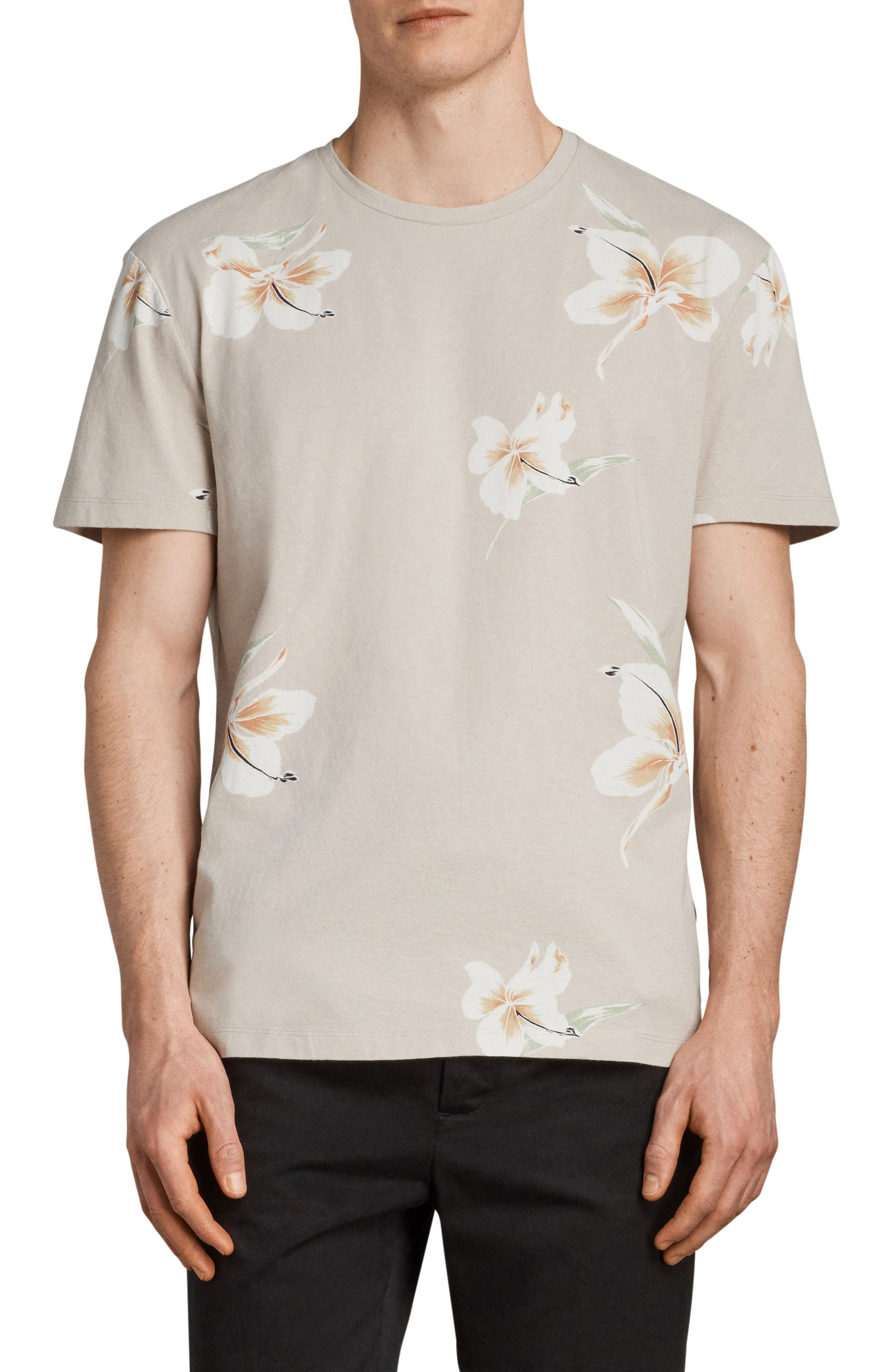 Lily Short Sleeve T-Shirt,                         Main,                         color, 025