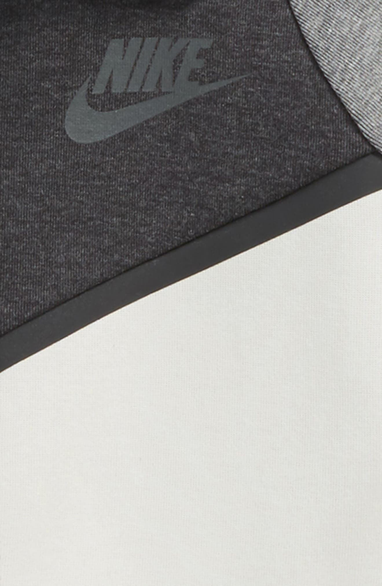 Sportswear Tech Windrunner Zip Hoodie,                             Alternate thumbnail 4, color,