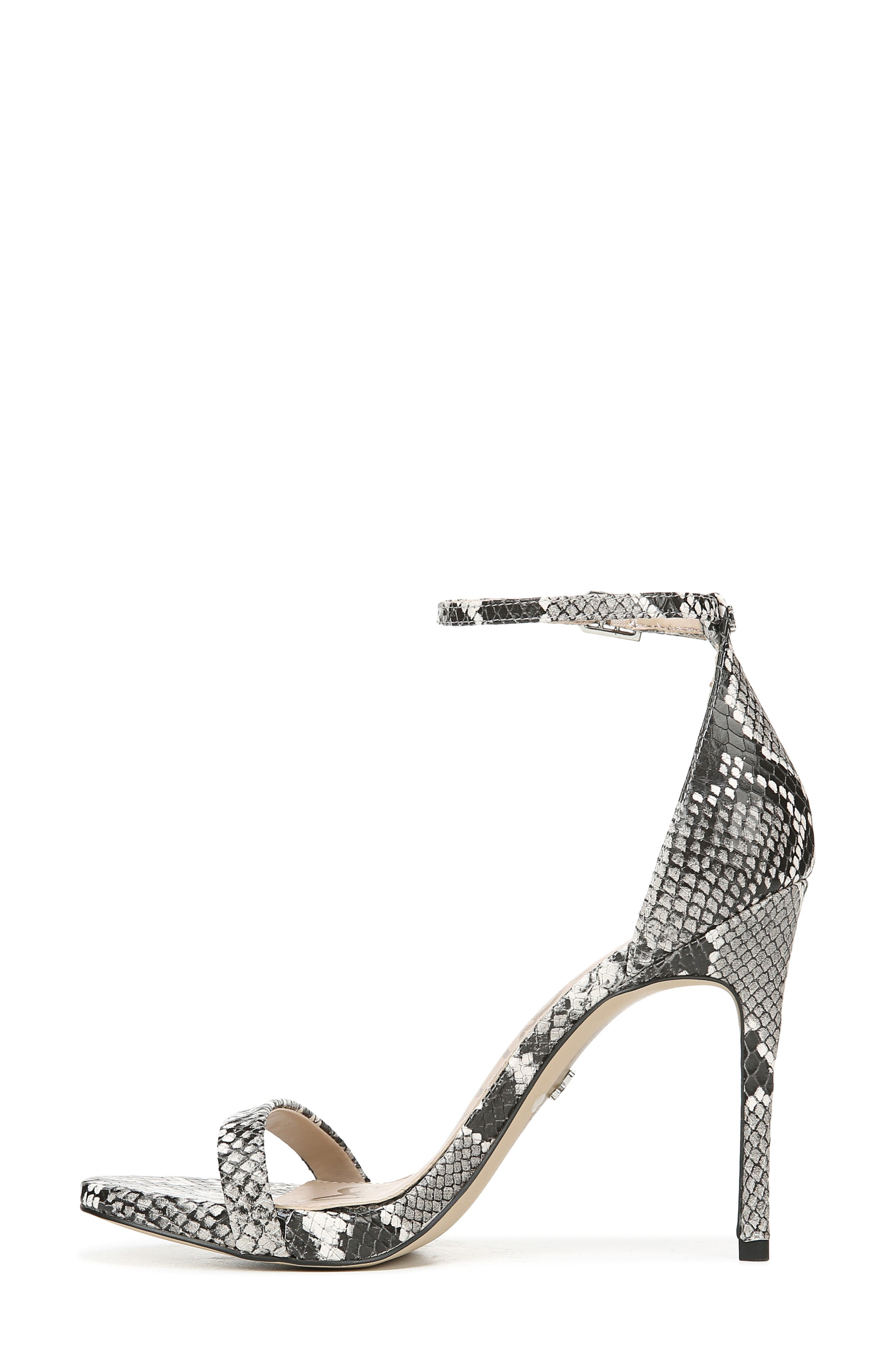 Ariella Ankle Strap Sandal,                             Alternate thumbnail 9, color,                             005