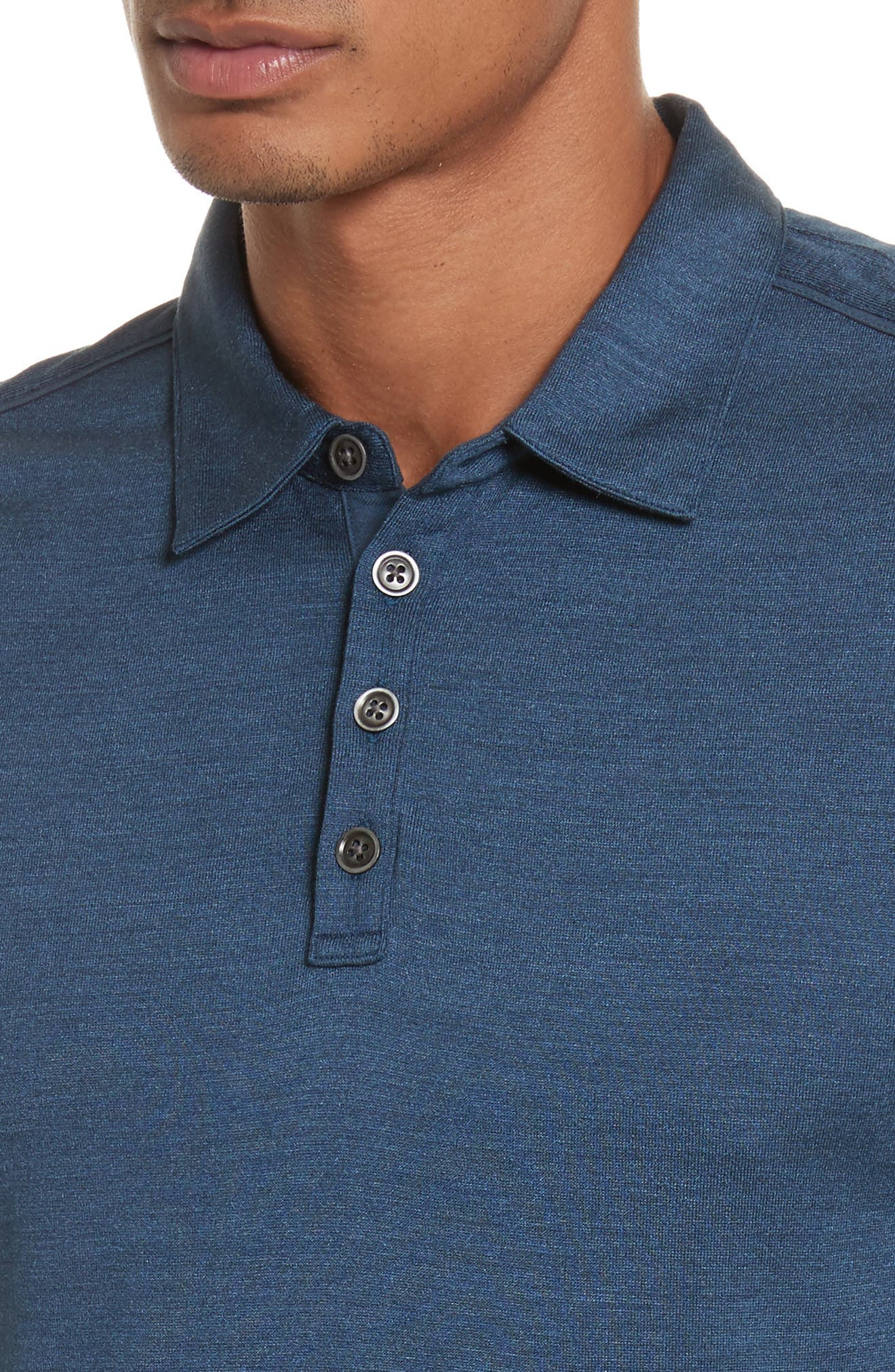 Hampton Polo,                             Alternate thumbnail 4, color,                             428