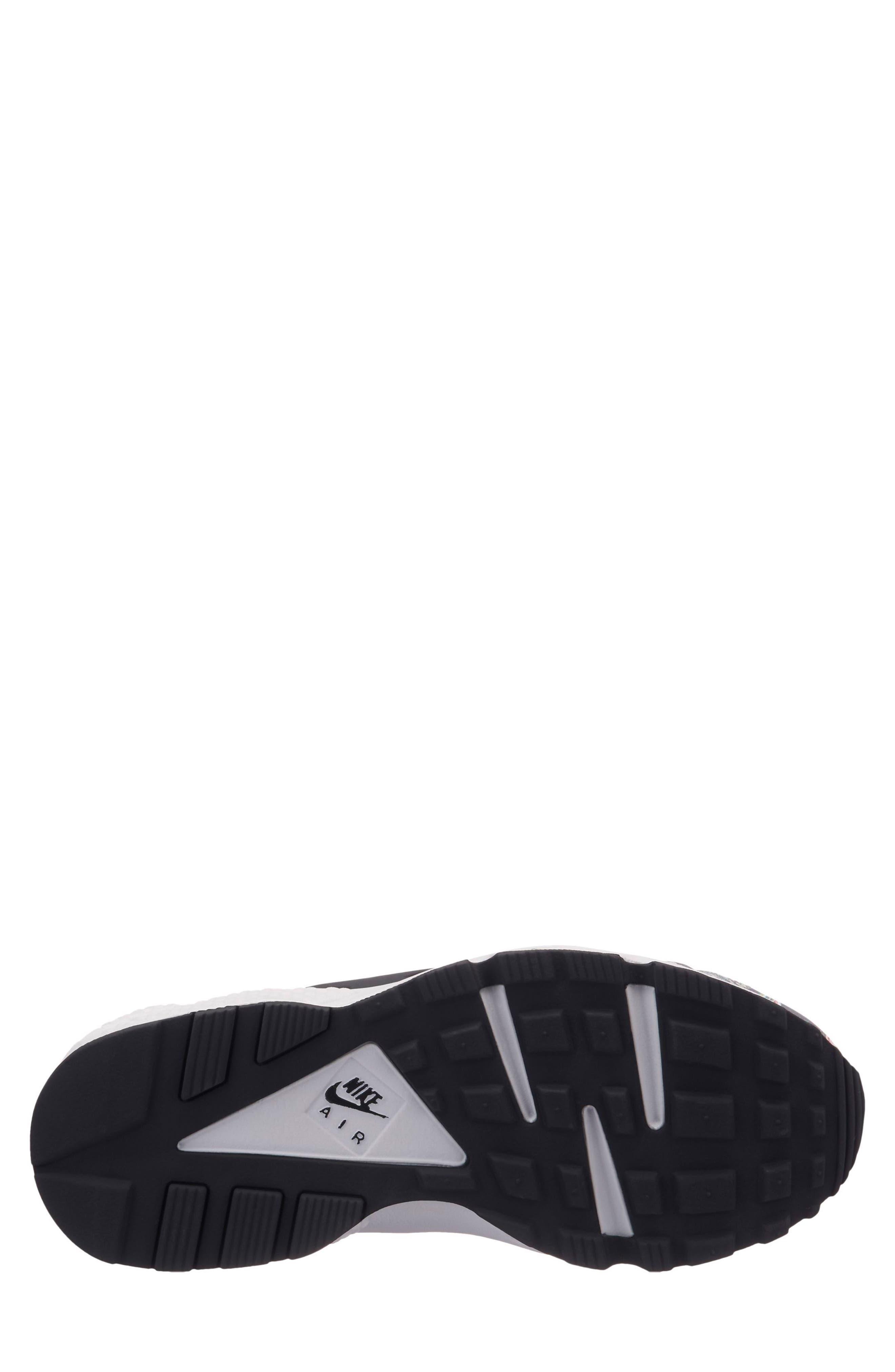 Air Huarache Run Premium Sneaker,                             Alternate thumbnail 2, color,