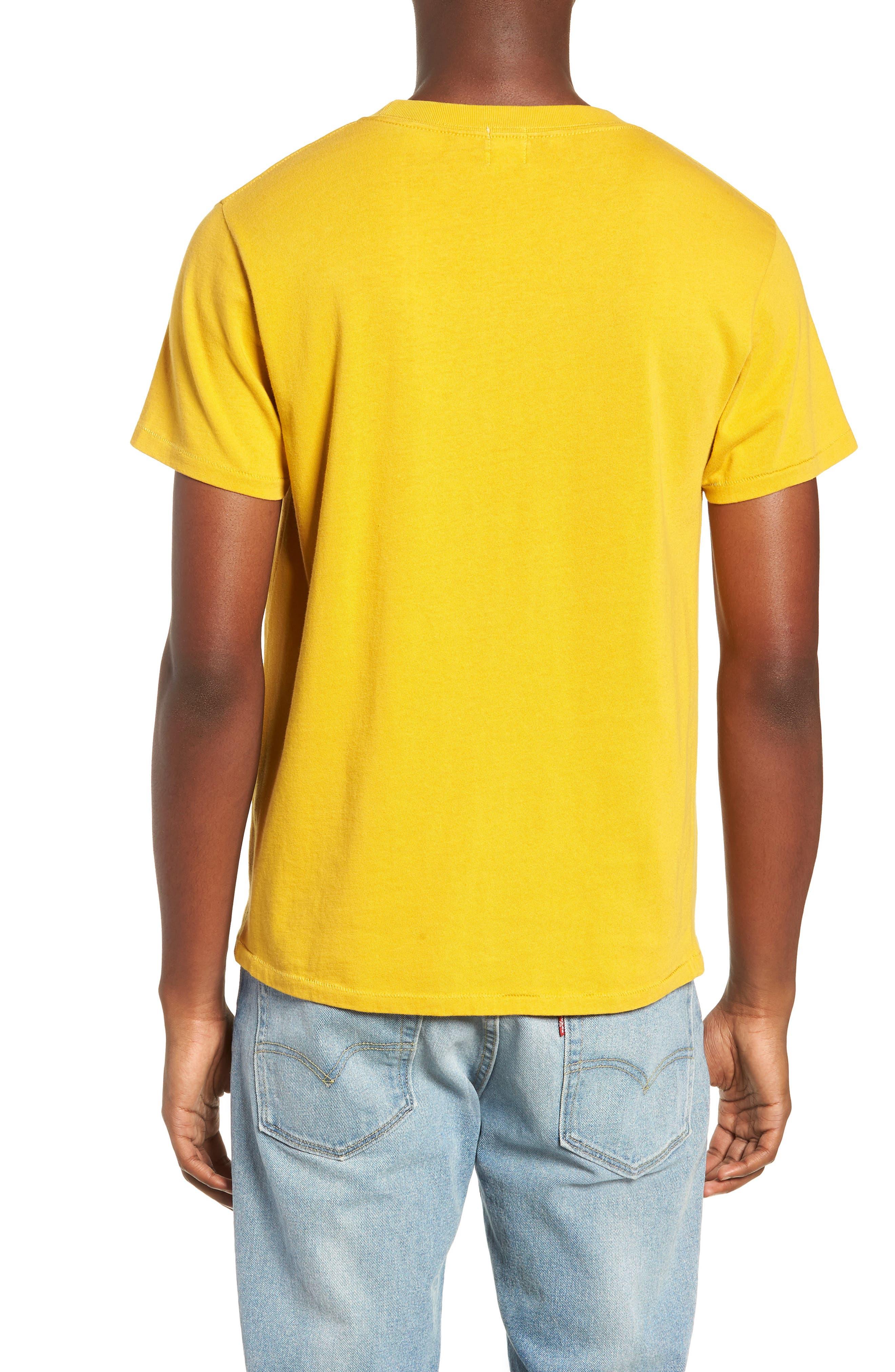 Graphic Slim Fit T-Shirt,                             Alternate thumbnail 2, color,                             700