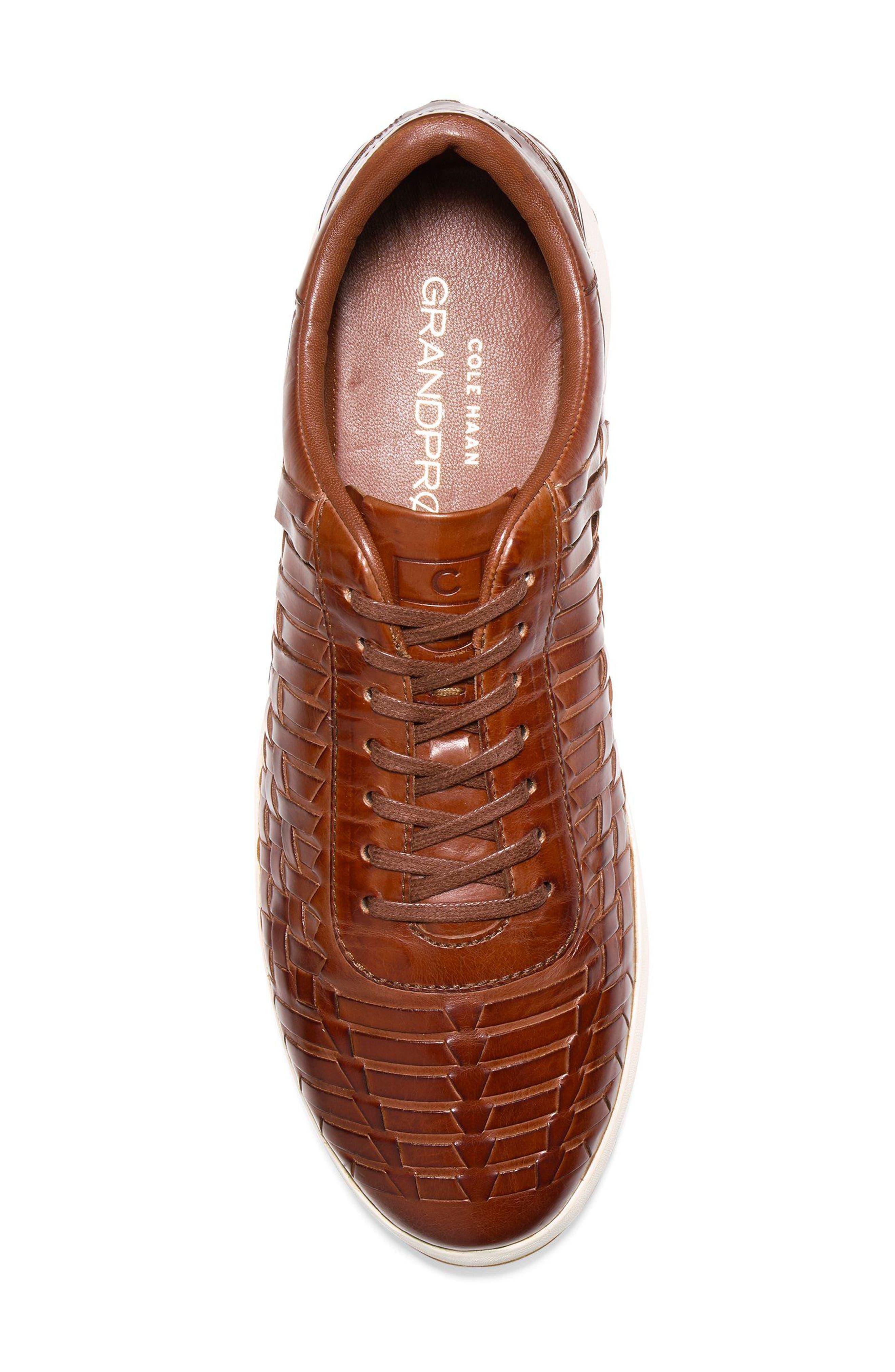 GrandPro Tennis Huarache Sneaker,                             Alternate thumbnail 4, color,                             200