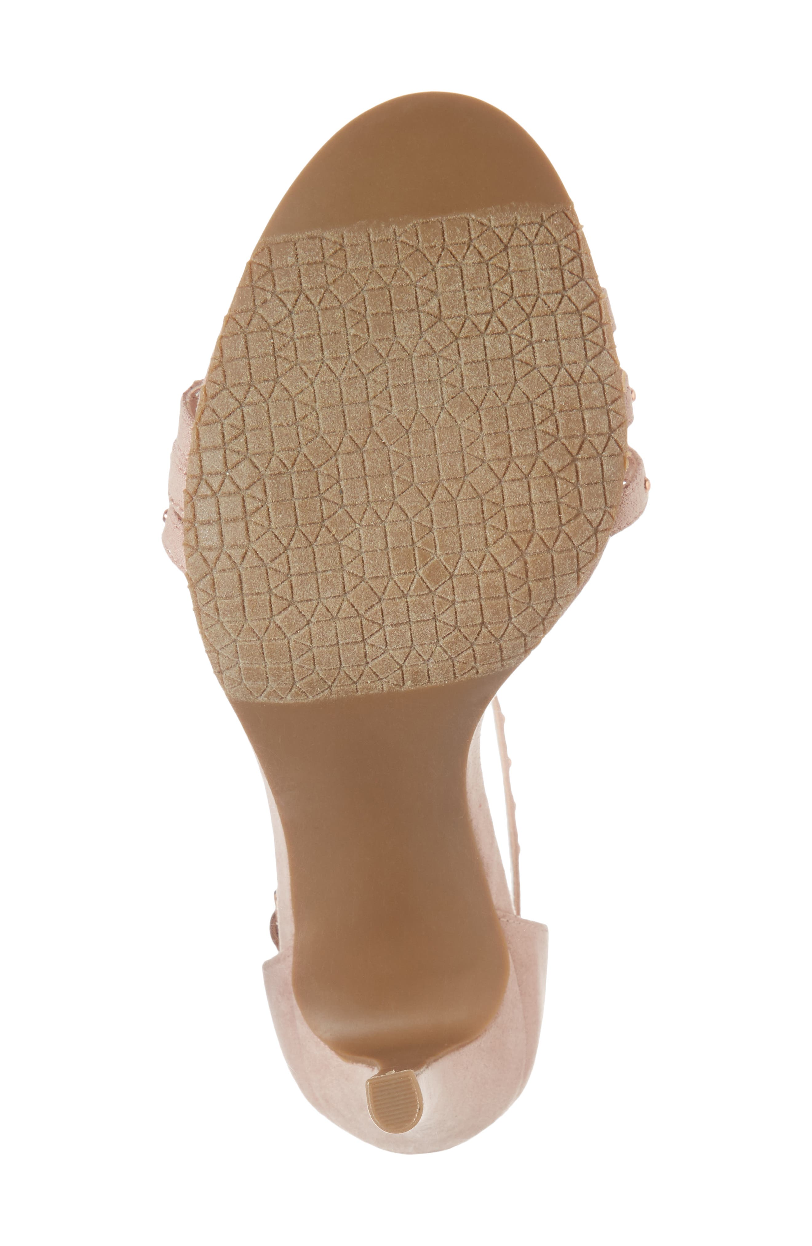 Aster Studded Strappy Sandal,                             Alternate thumbnail 18, color,