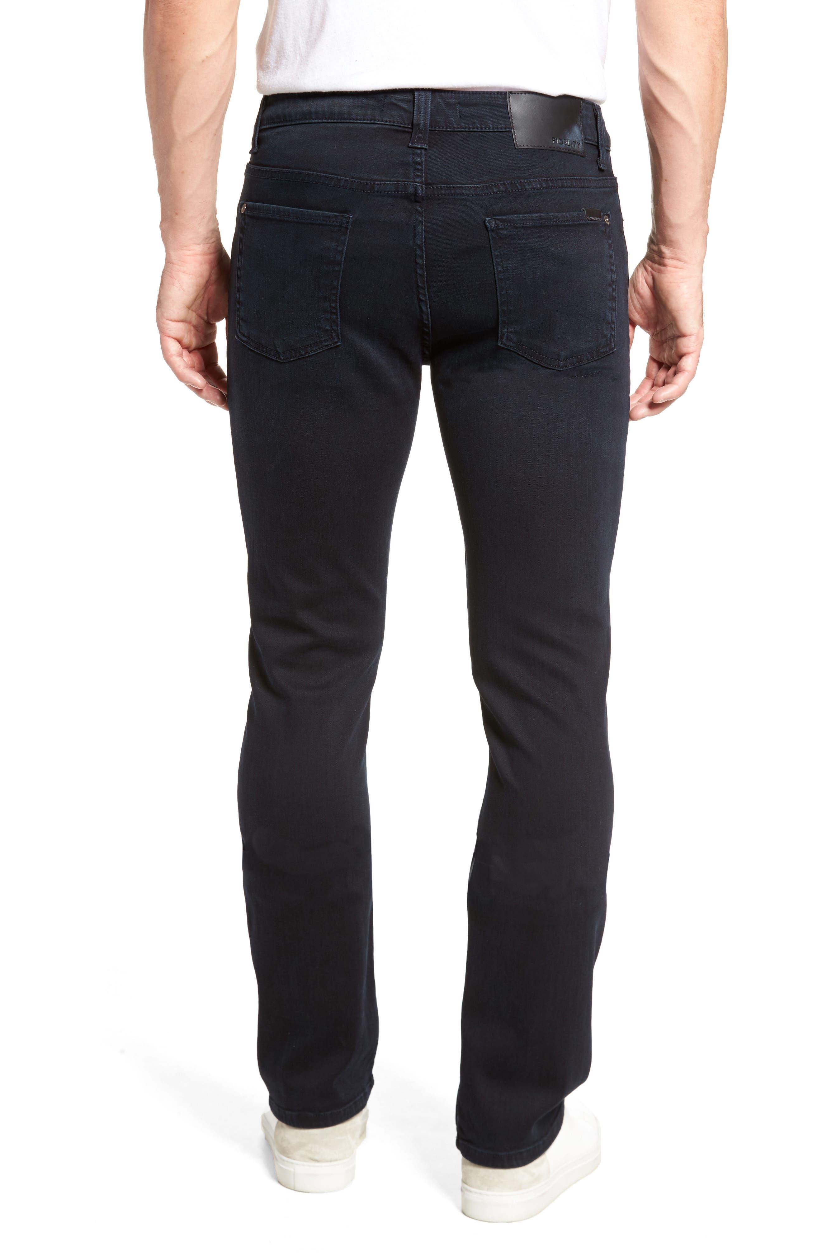 Impala Straight Leg Jeans,                             Alternate thumbnail 2, color,                             400