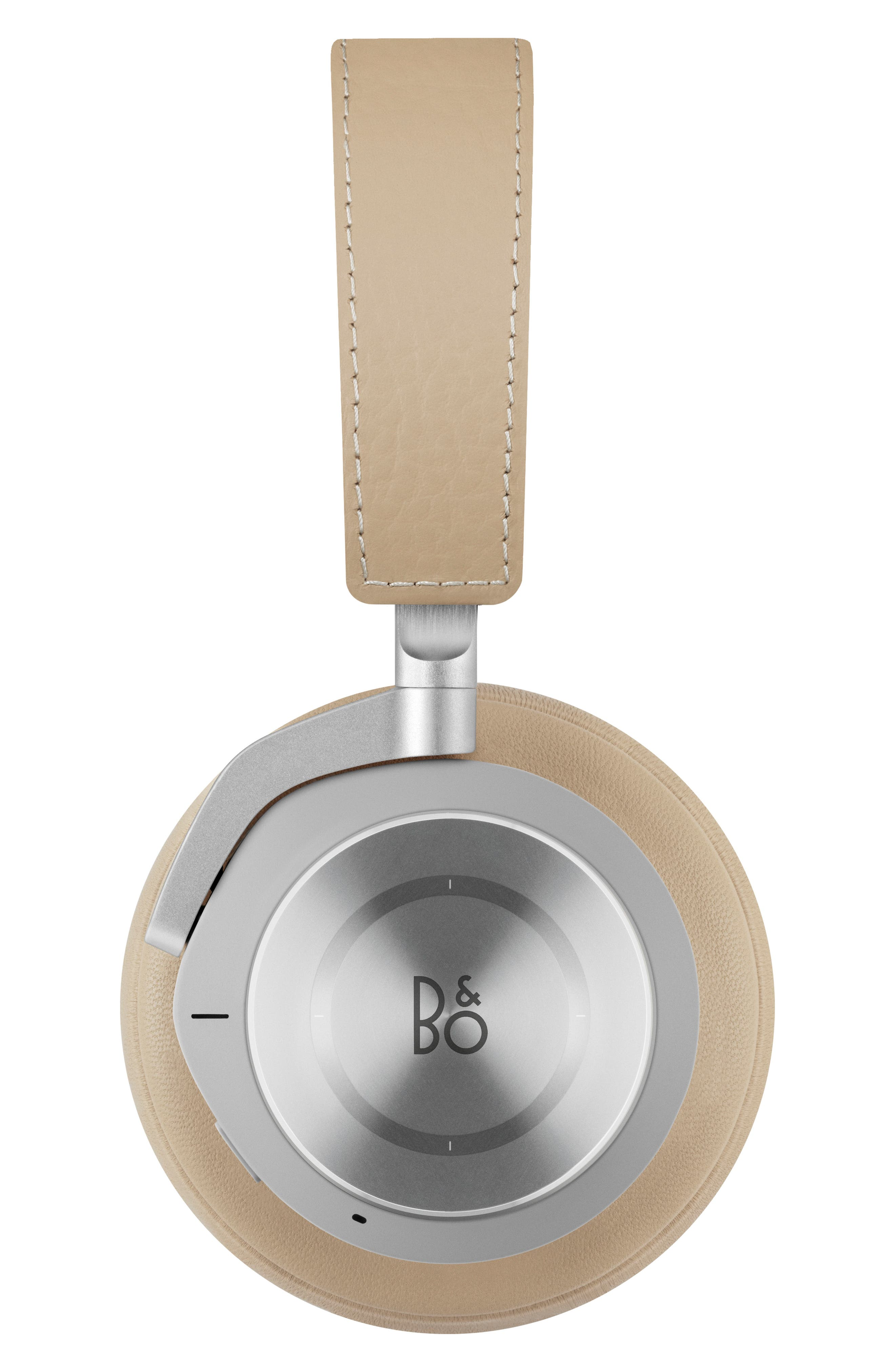 Beoplay H9I Noise Canceling Bluetooth<sup>®</sup> Headphones,                             Alternate thumbnail 3, color,                             NATURAL
