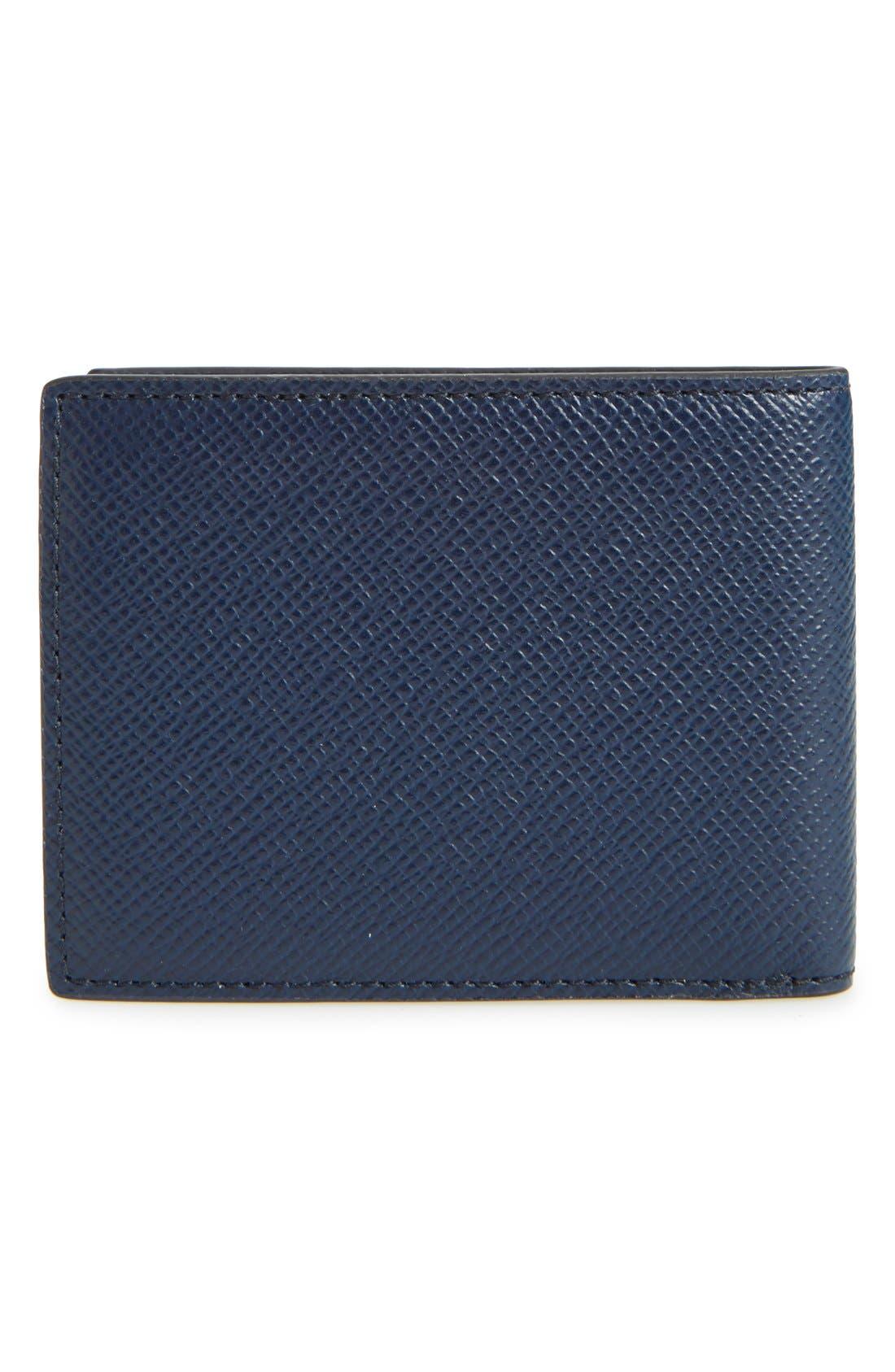 'Signature' Bifold Wallet,                             Alternate thumbnail 7, color,