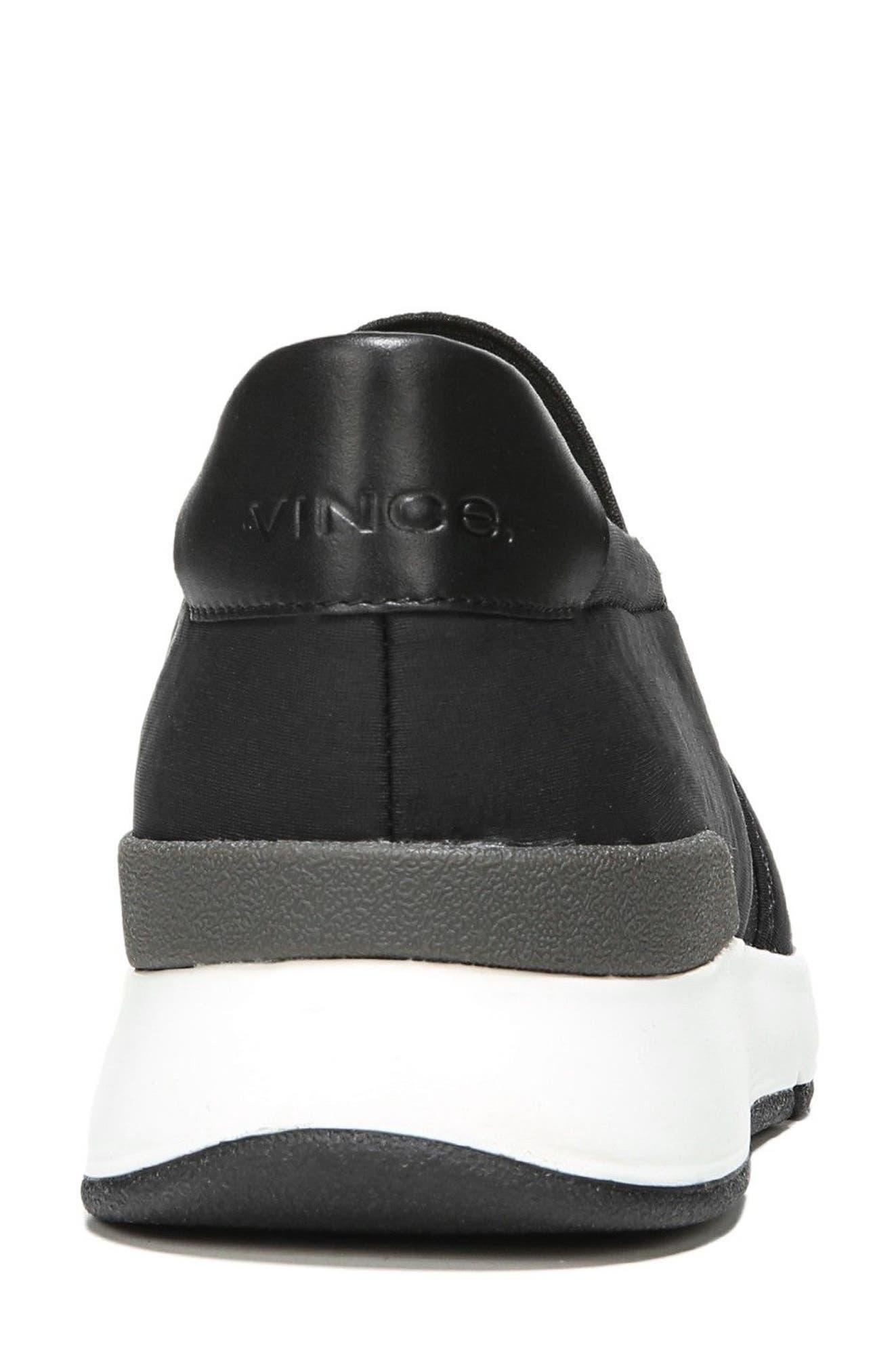 Truscott Slip-On Sneaker,                             Alternate thumbnail 5, color,                             001