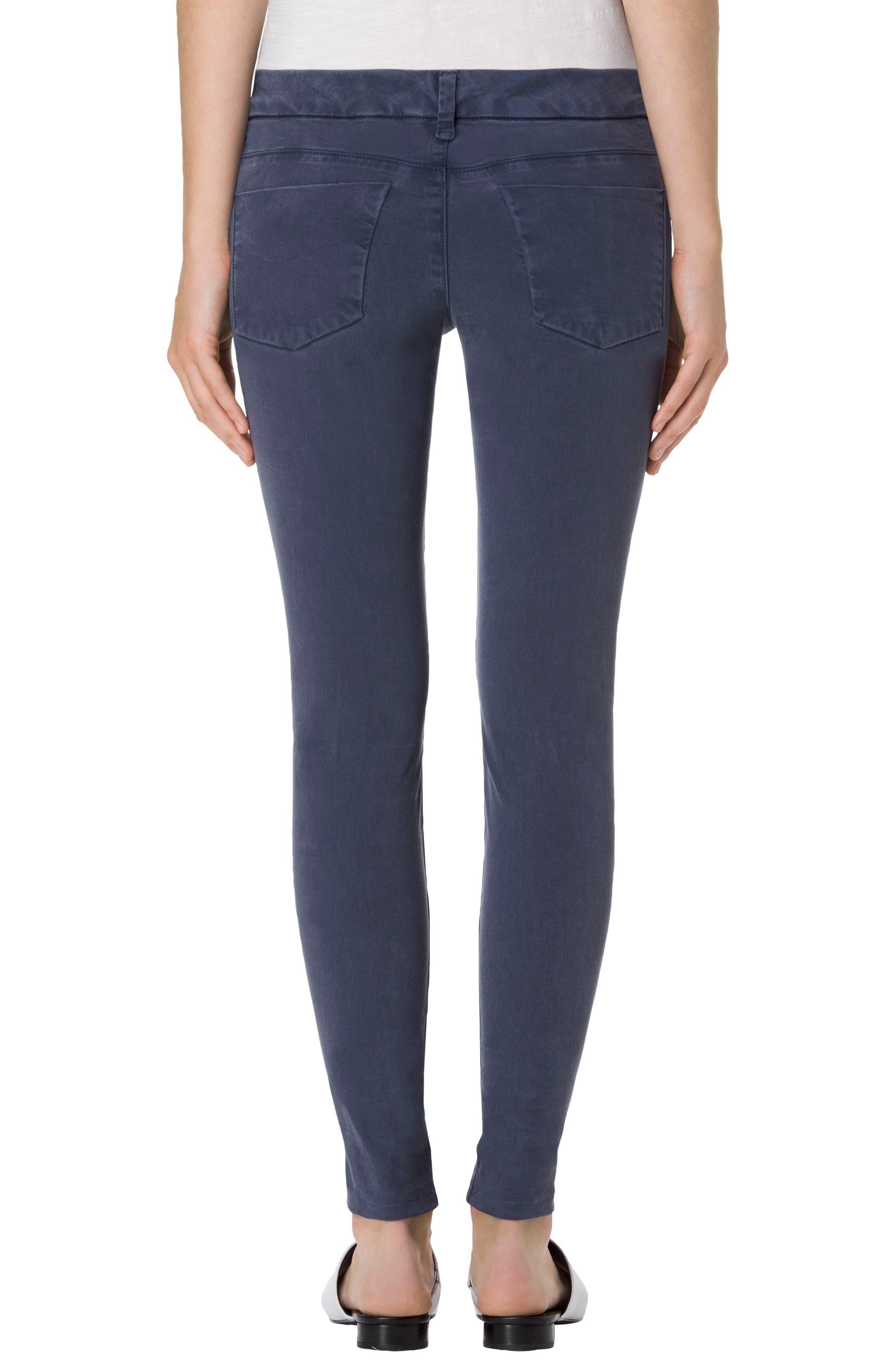High Waist Ankle Super Skinny Jeans,                             Alternate thumbnail 35, color,