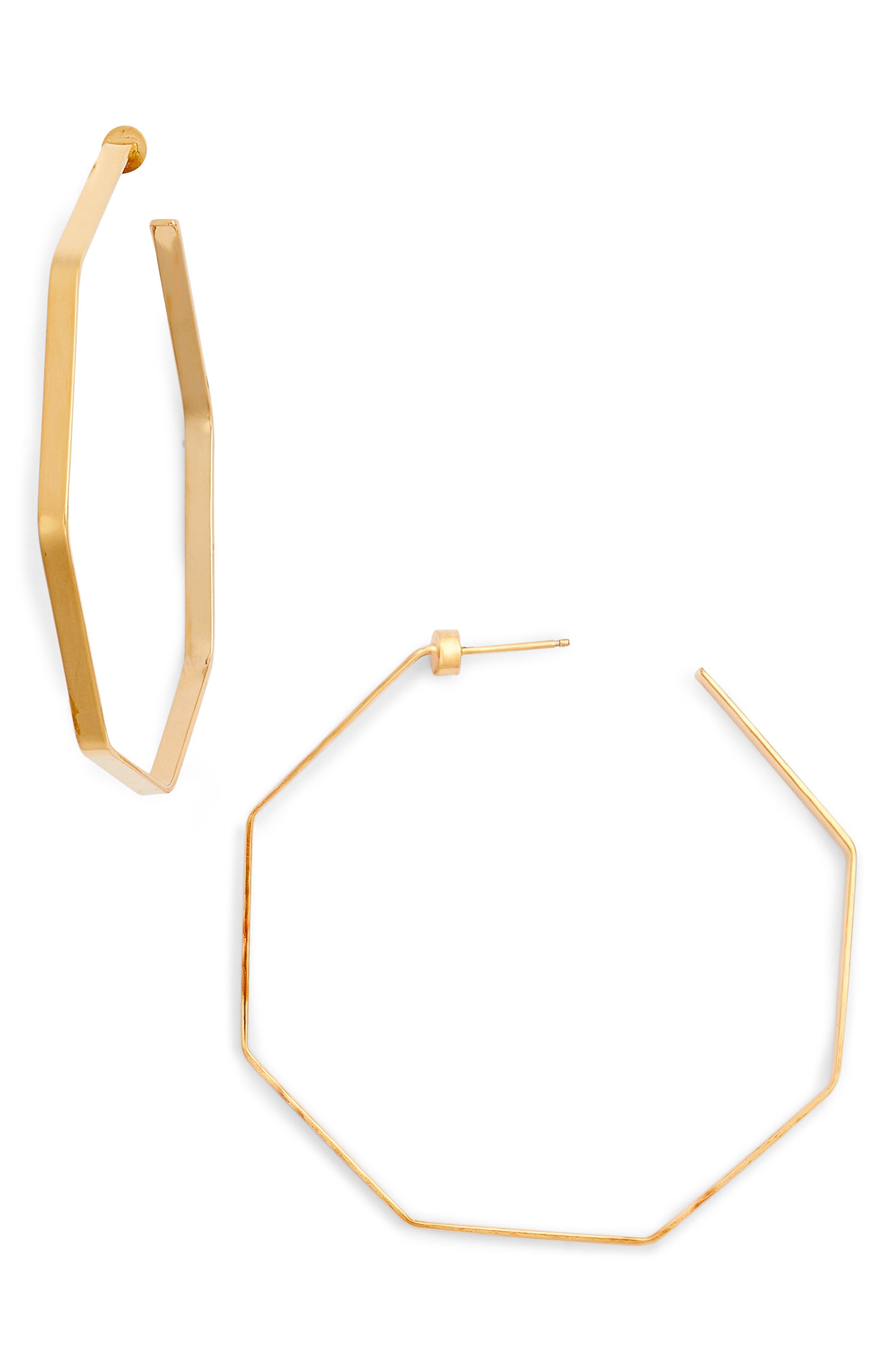 Valentina Hoop Earrings,                         Main,                         color, 710