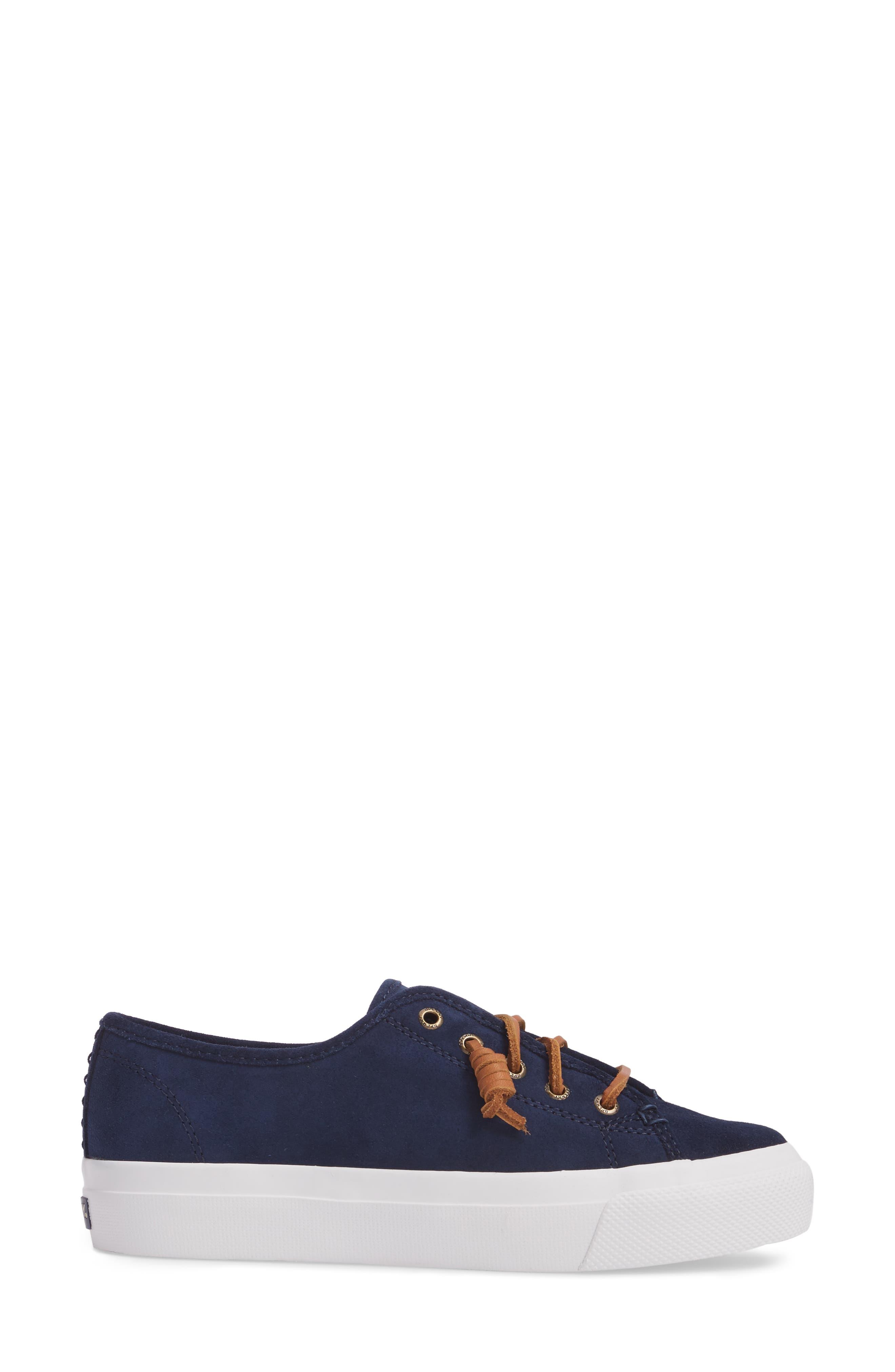 Sky Sail Platform Sneaker,                             Alternate thumbnail 3, color,                             410