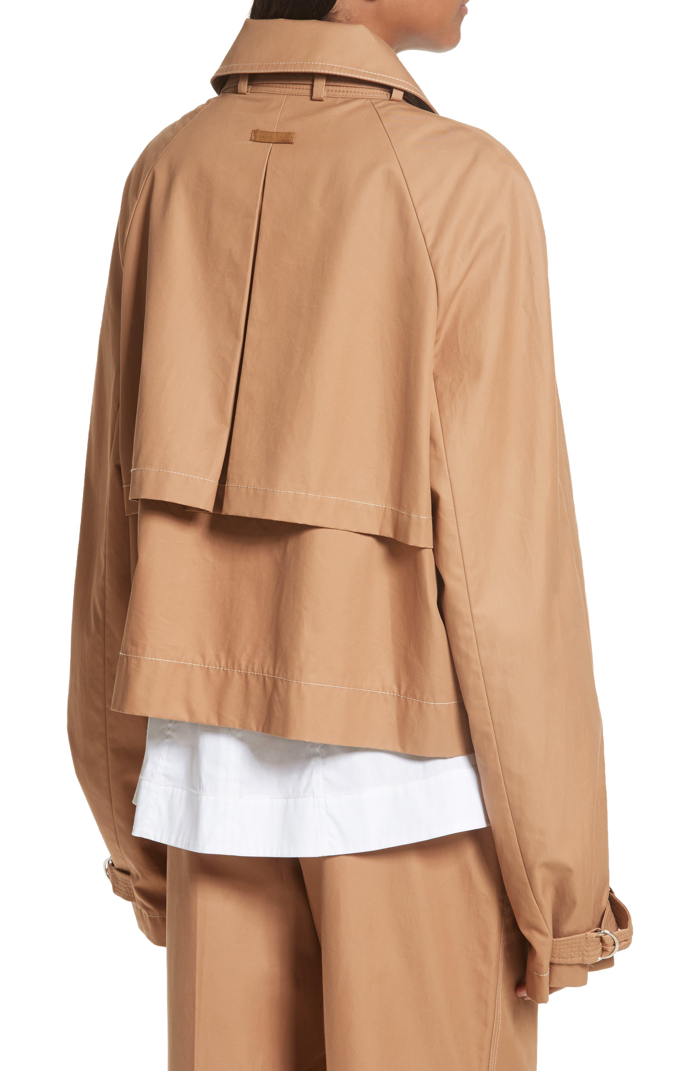 Eleta Short Trench Coat,                             Alternate thumbnail 2, color,                             206