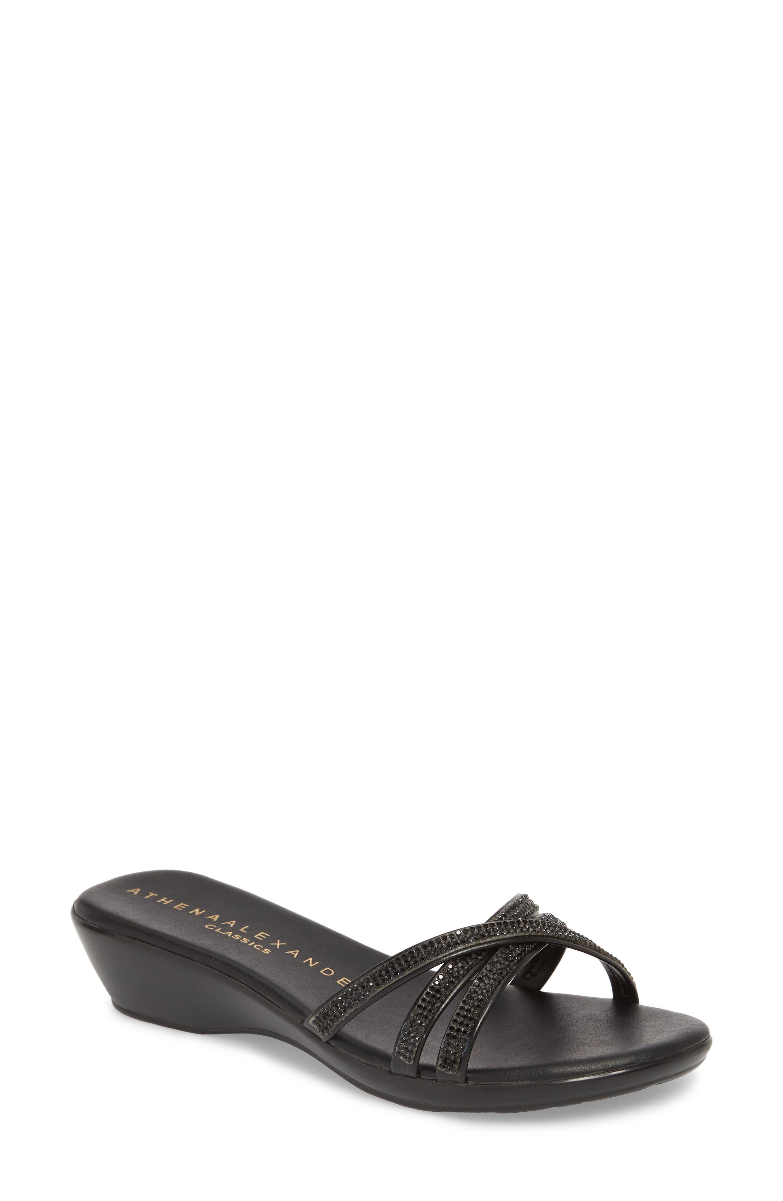 Athena Alexander Harlow Slide Sandal