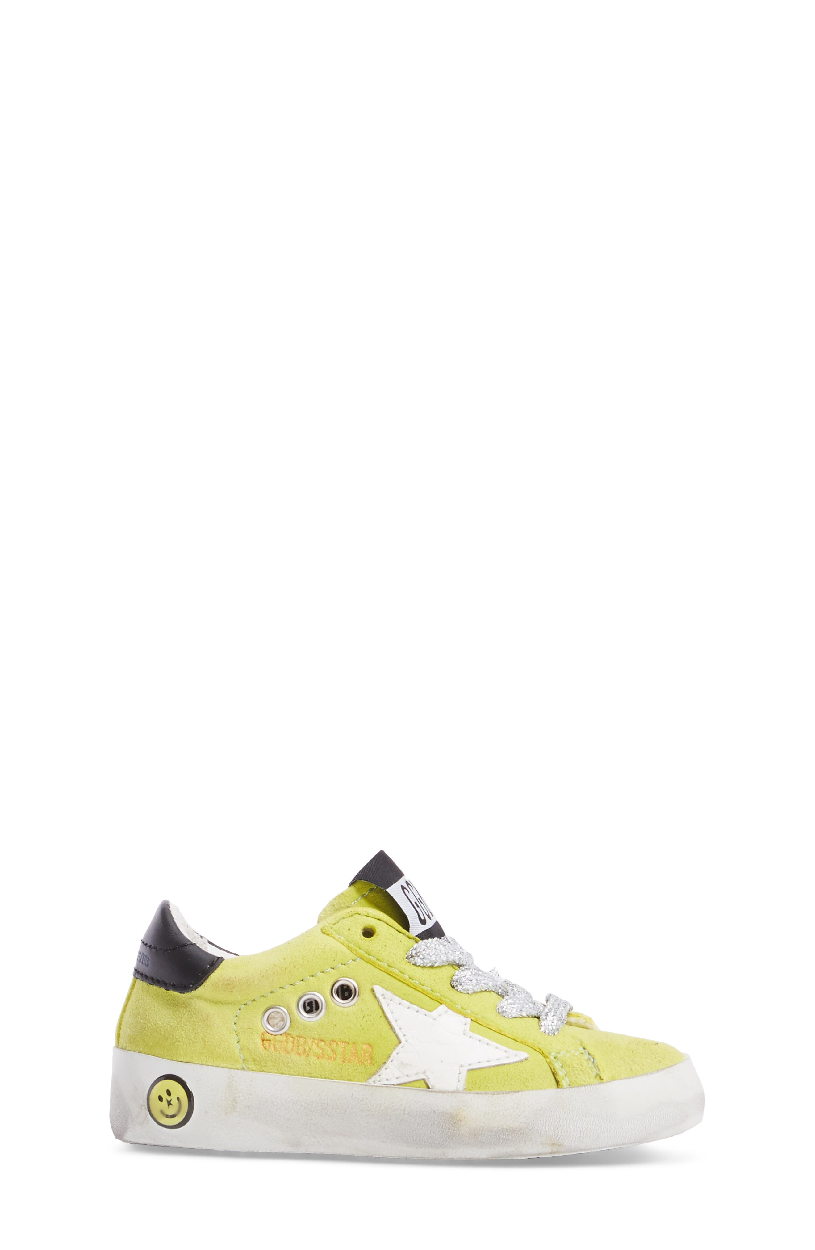 Superstar Low Top Sneaker,                             Alternate thumbnail 3, color,                             300
