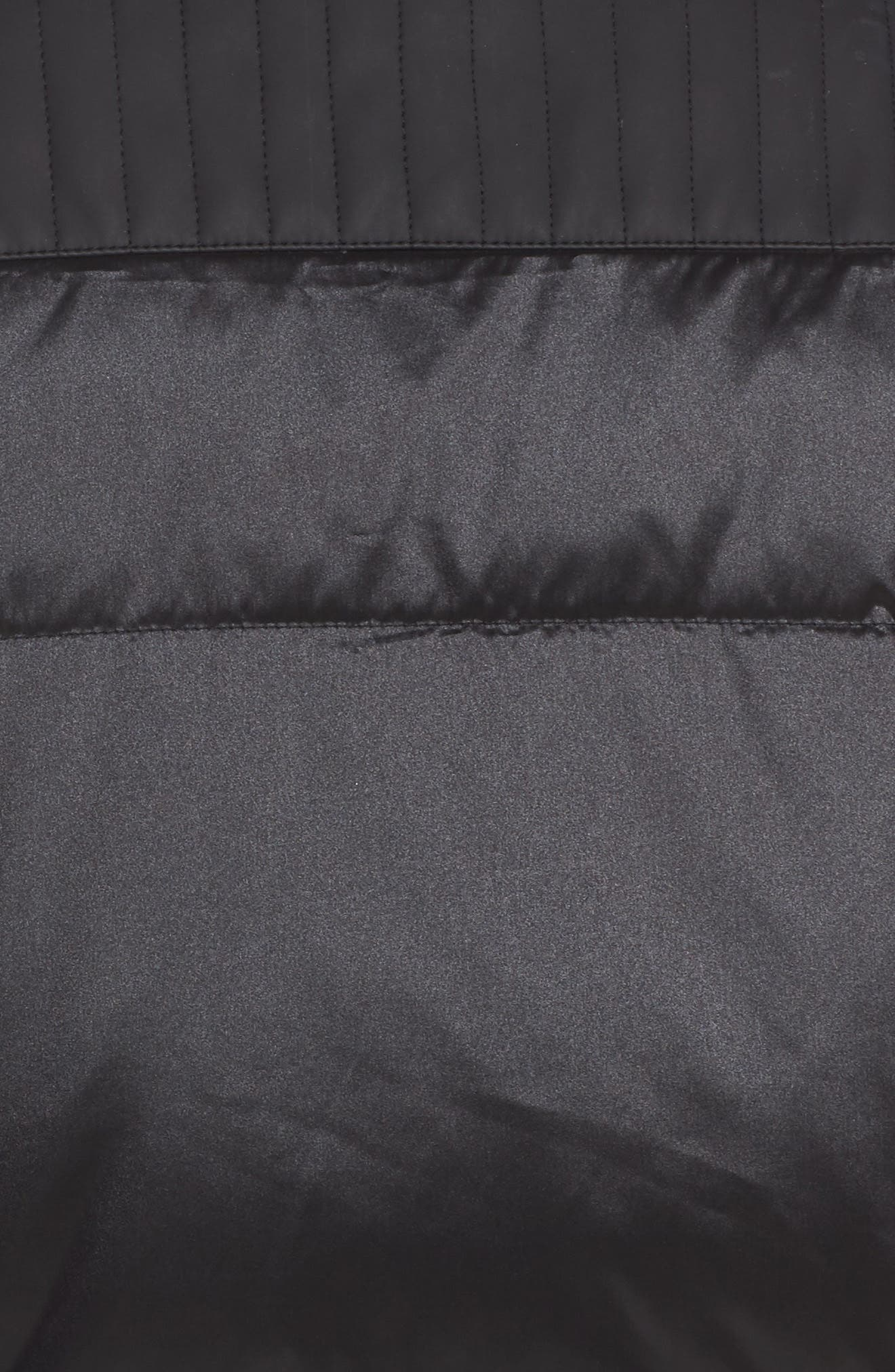 Reversible Puffer Jacket,                             Alternate thumbnail 8, color,                             001