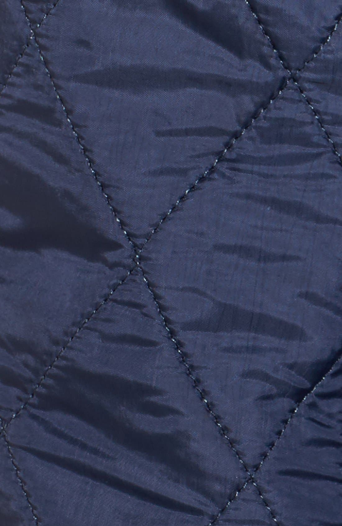 'Cavalry' Quilted Jacket,                             Alternate thumbnail 52, color,