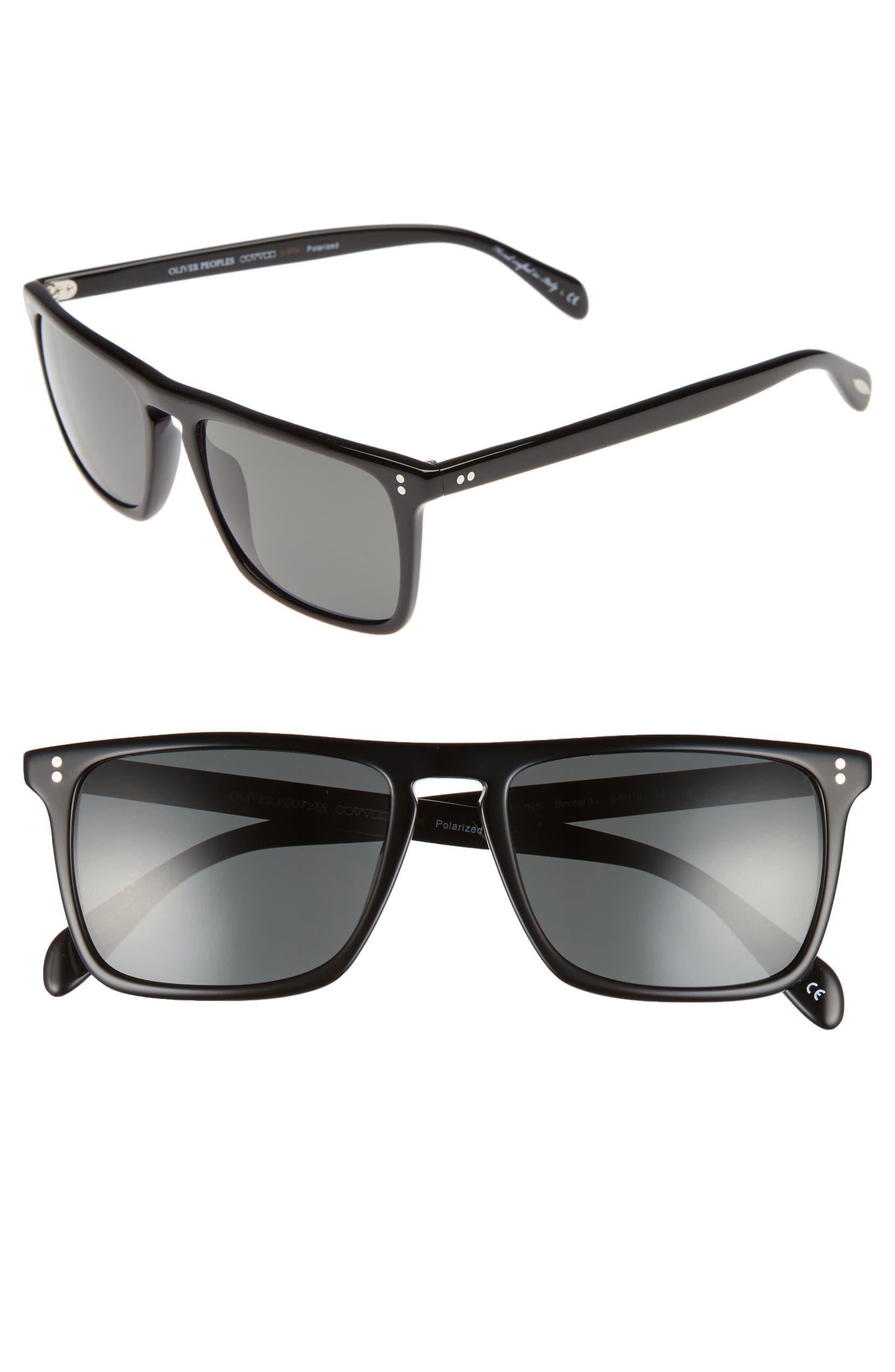 740ffb88ca6 Oliver Peoples Bernardo 54mm Polarized Sunglasses