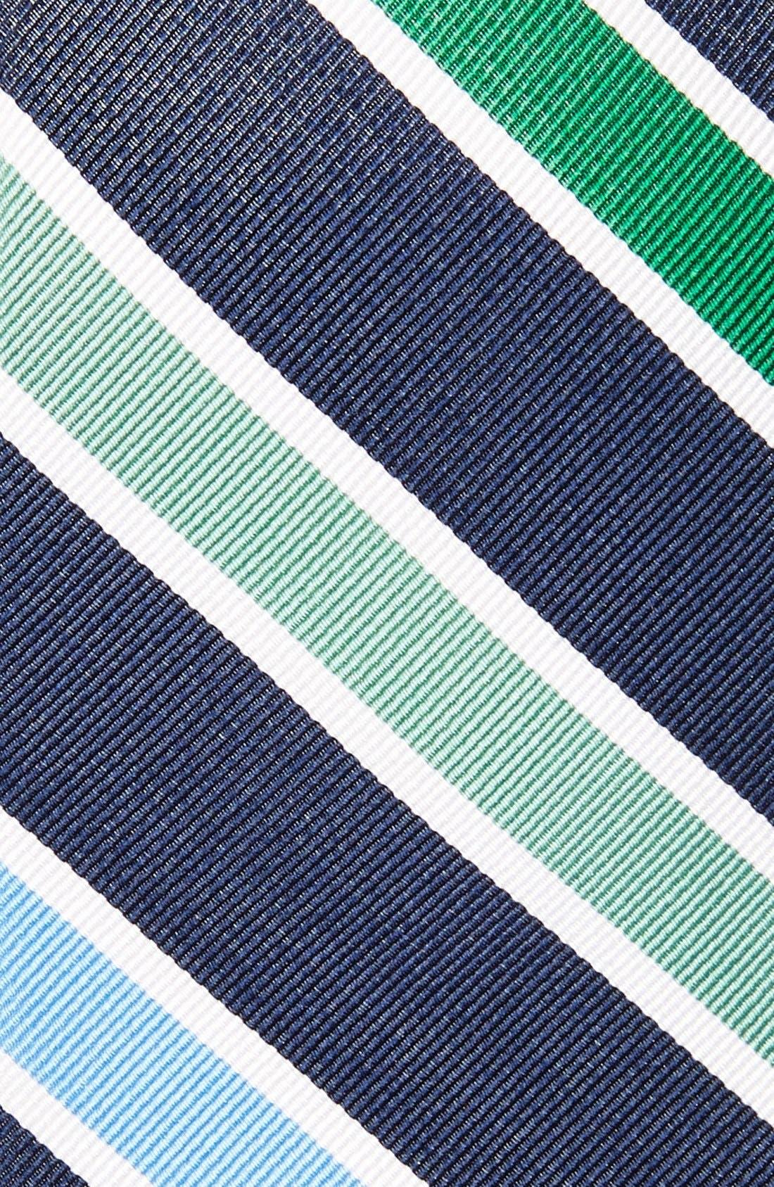 'Como Stripe' Woven Silk Tie,                             Alternate thumbnail 2, color,                             300
