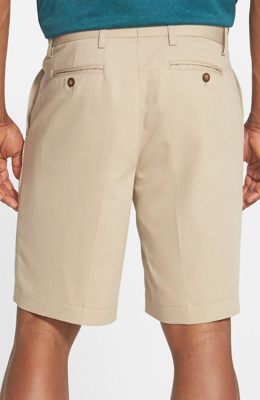 Microfiber Twill Shorts,                             Alternate thumbnail 5, color,