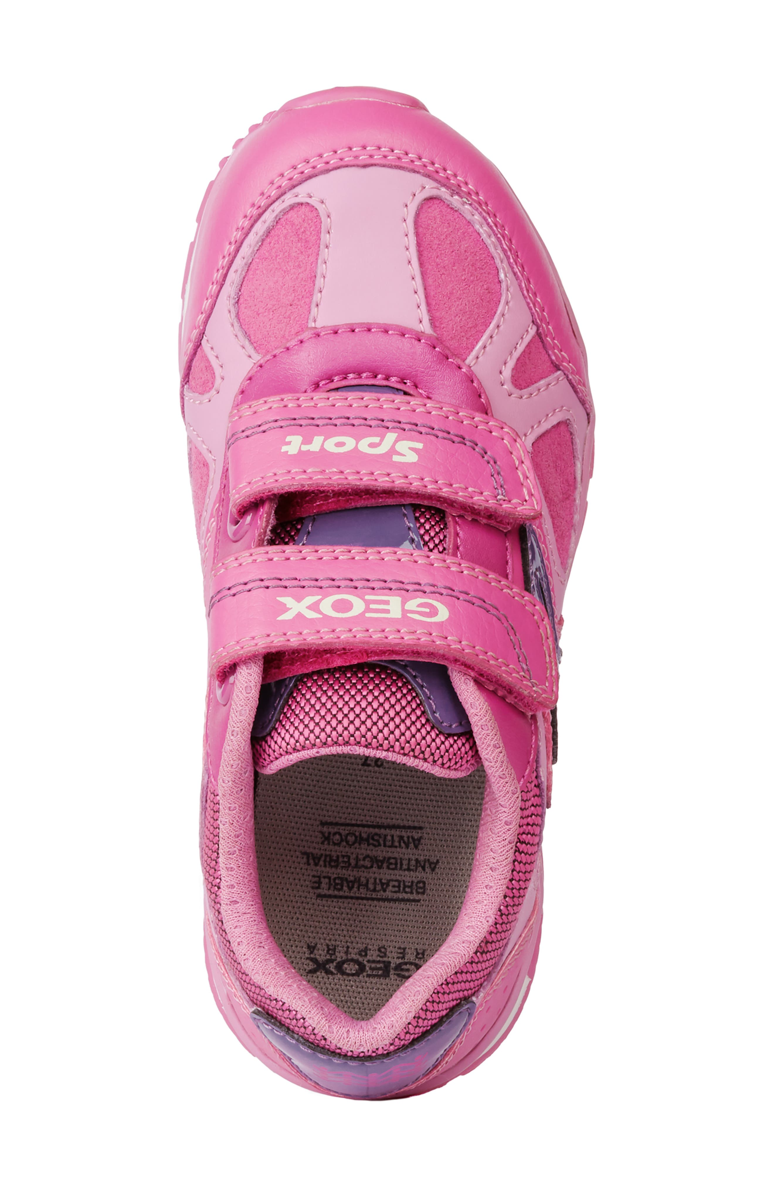 Pavel Sneaker,                             Alternate thumbnail 4, color,                             FUCHSIA/PINK