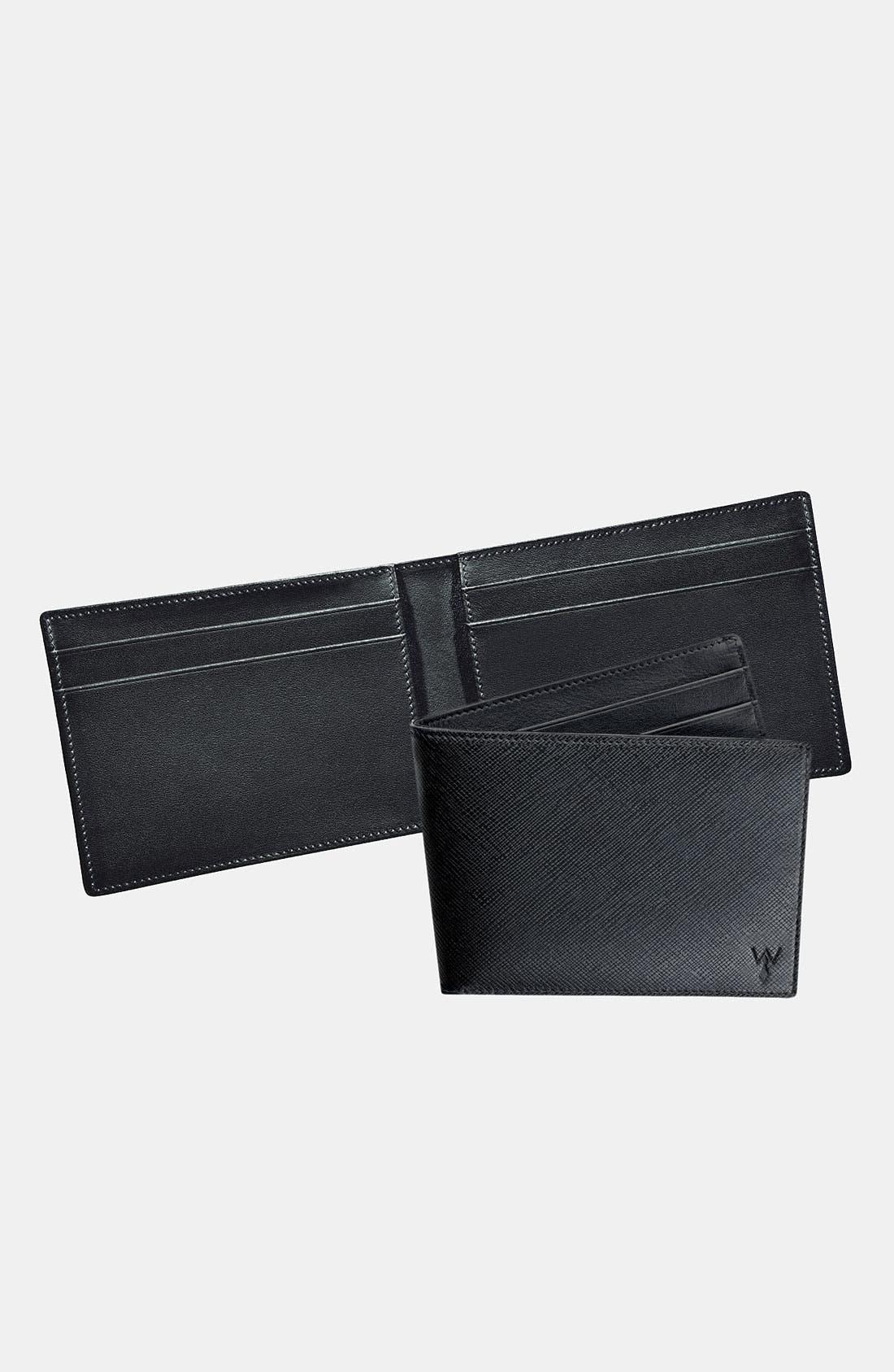 RFID Blocker Wallet,                             Main thumbnail 1, color,                             001
