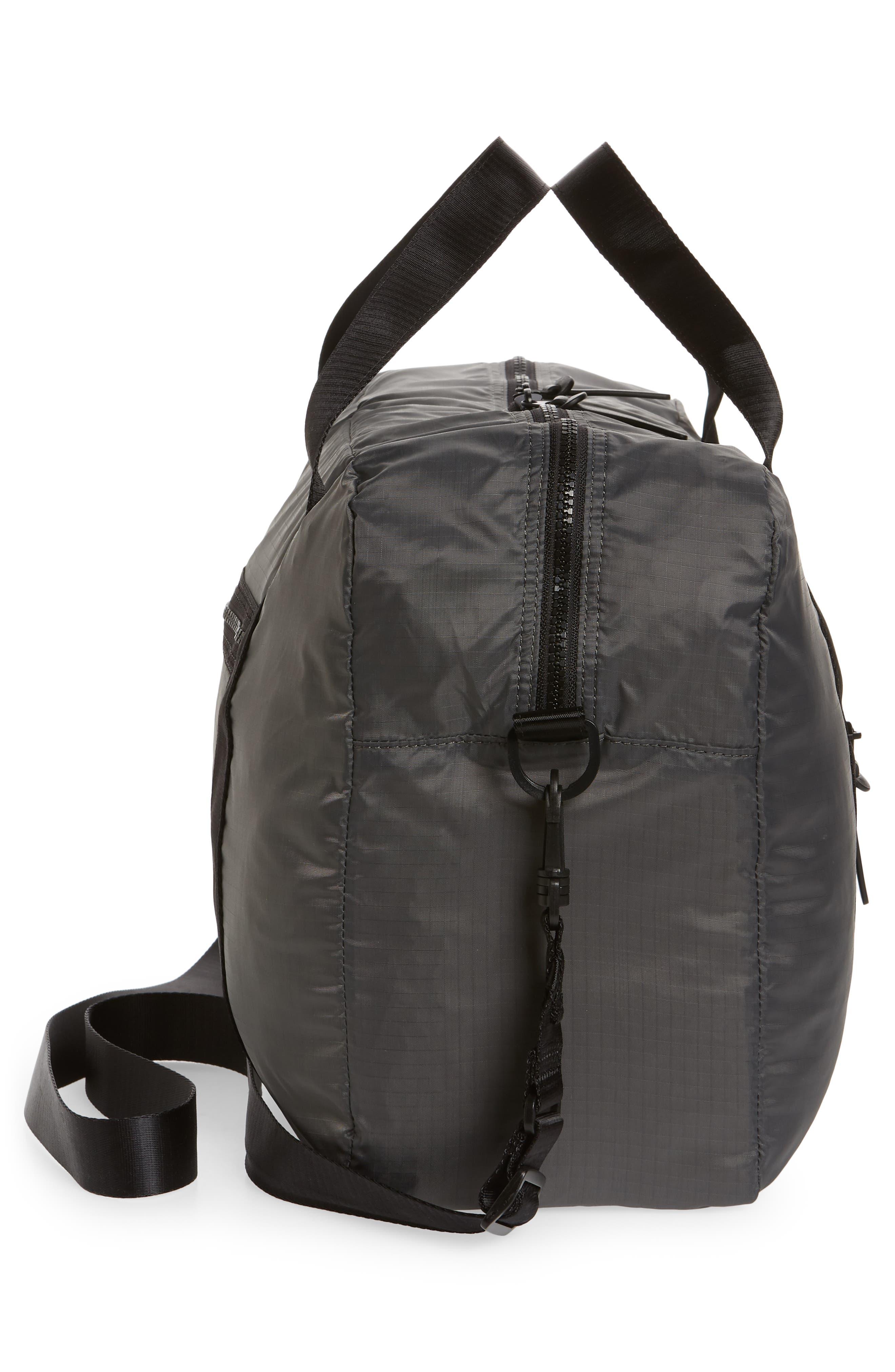 Packable Nylon Duffel Bag,                             Alternate thumbnail 14, color,