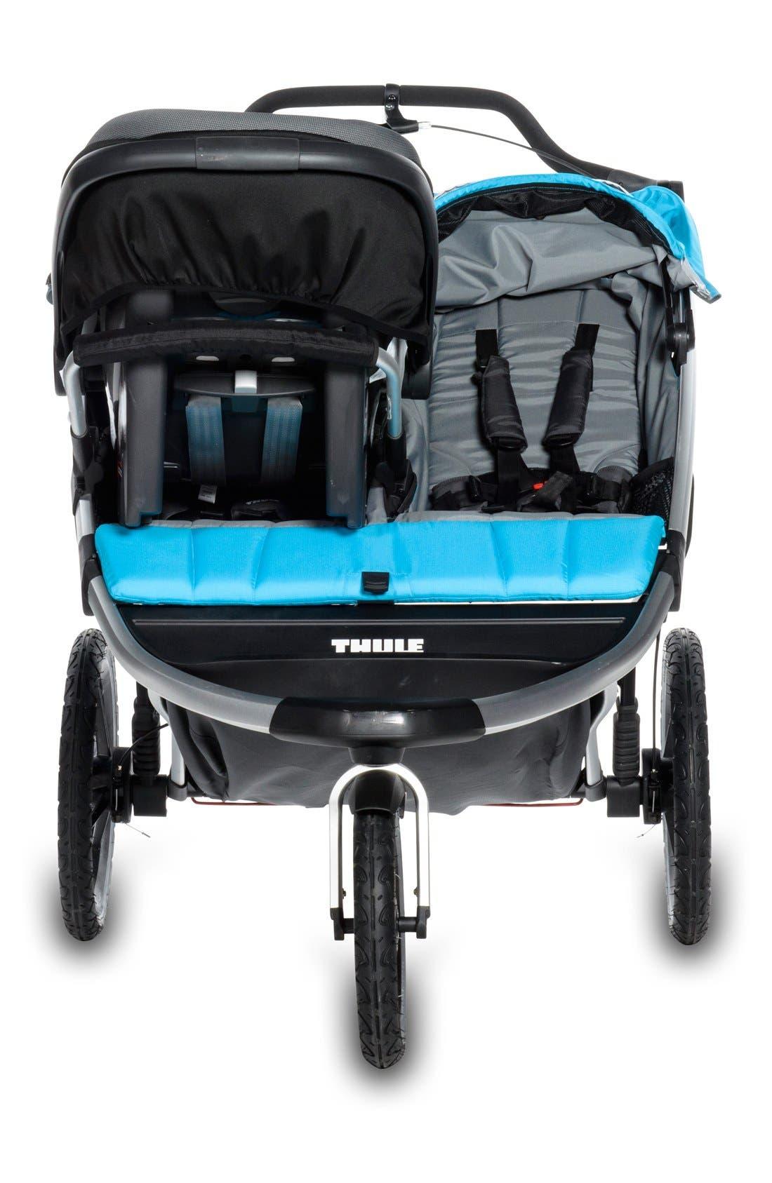'Urban Glide 2' Double Jogging Stroller,                             Alternate thumbnail 2, color,                             400