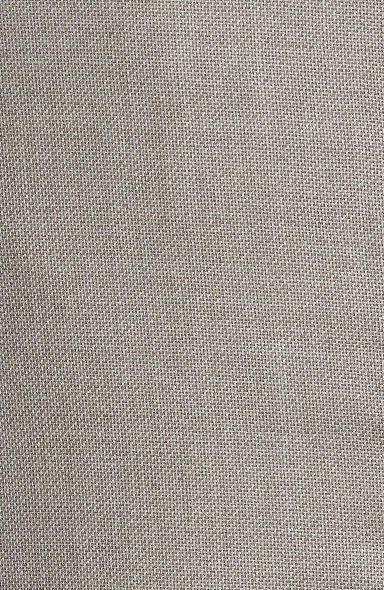 Trim Fit Cashmere & Silk Blazer,                             Alternate thumbnail 22, color,