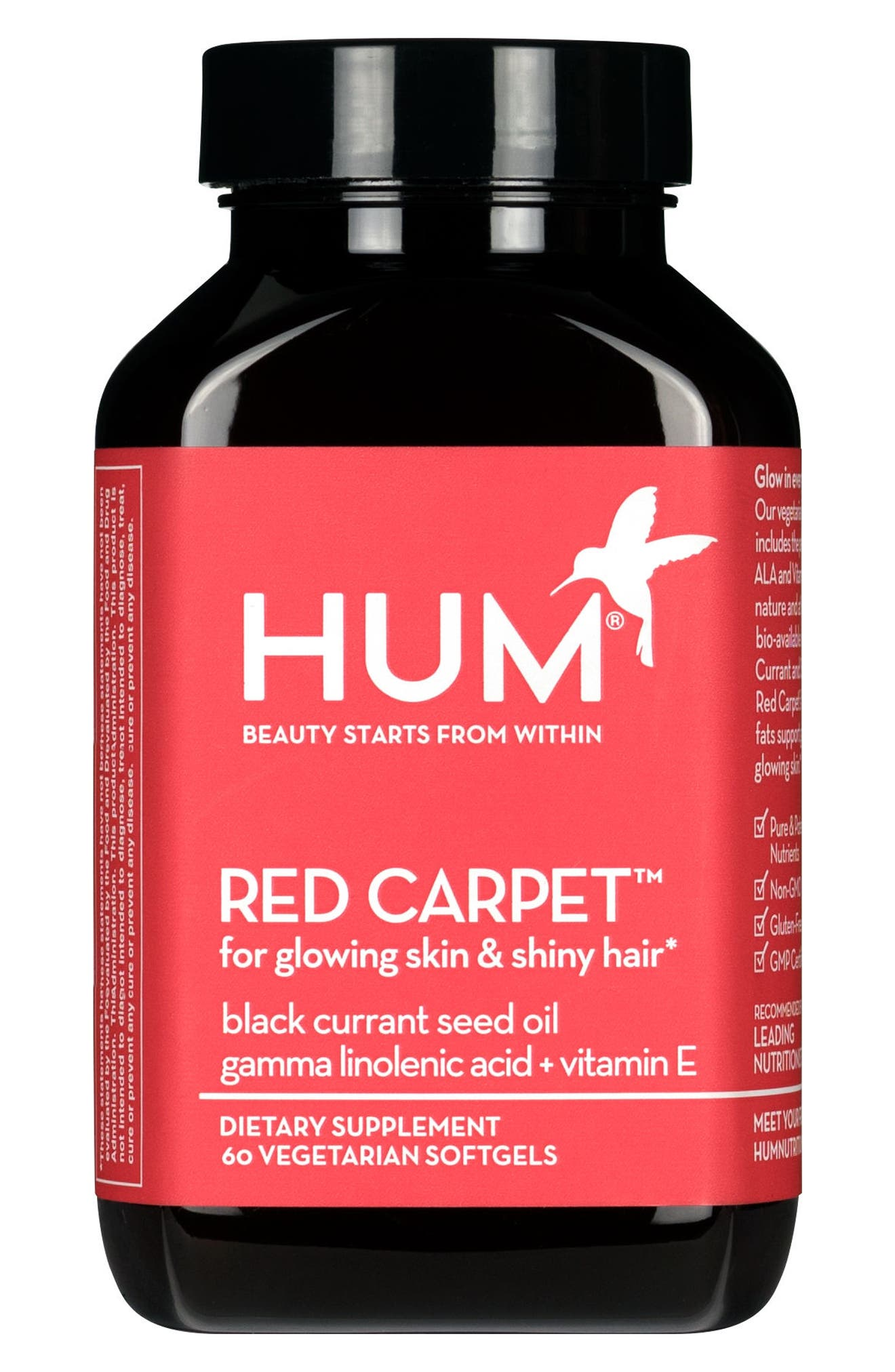Red Carpet<sup>®</sup> Skin Hydration Supplement,                             Alternate thumbnail 2, color,                             NO COLOR