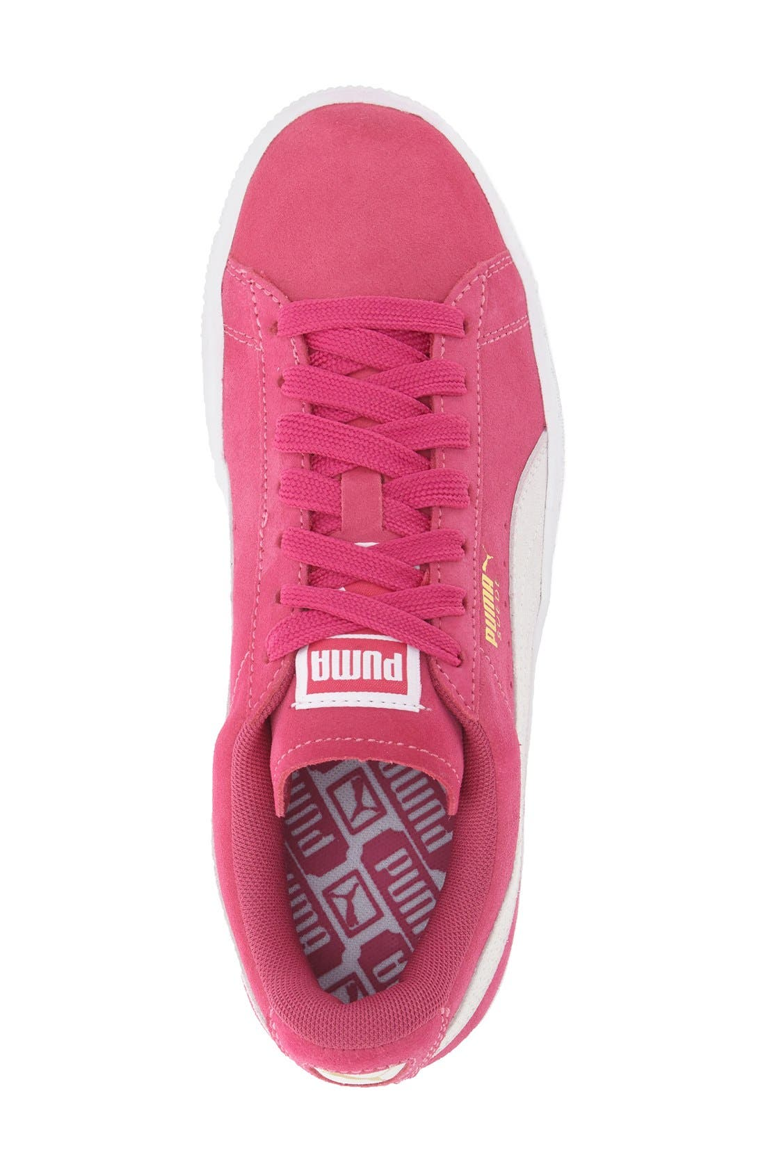 Suede Sneaker,                             Alternate thumbnail 82, color,