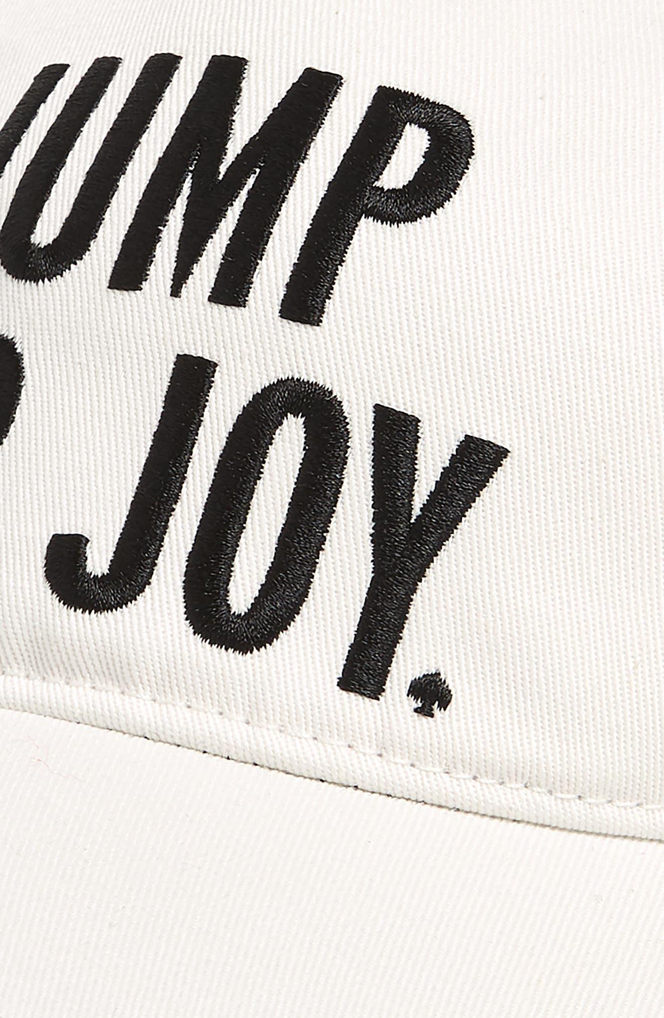 KATE SPADE NEW YORK,                             jump for joy cap,                             Alternate thumbnail 3, color,                             100