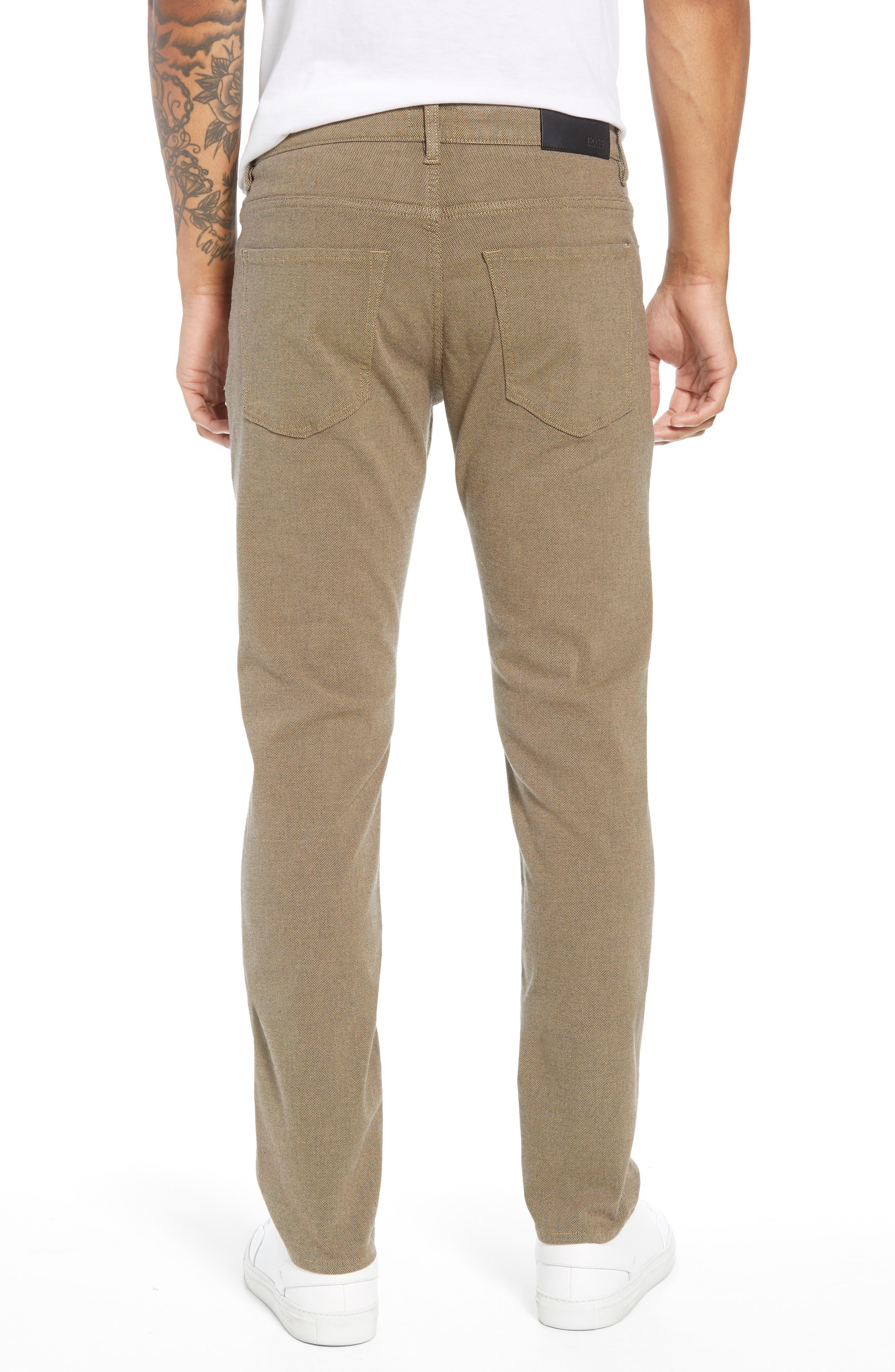 Delaware Slim Fit Pants,                             Alternate thumbnail 2, color,                             TAN