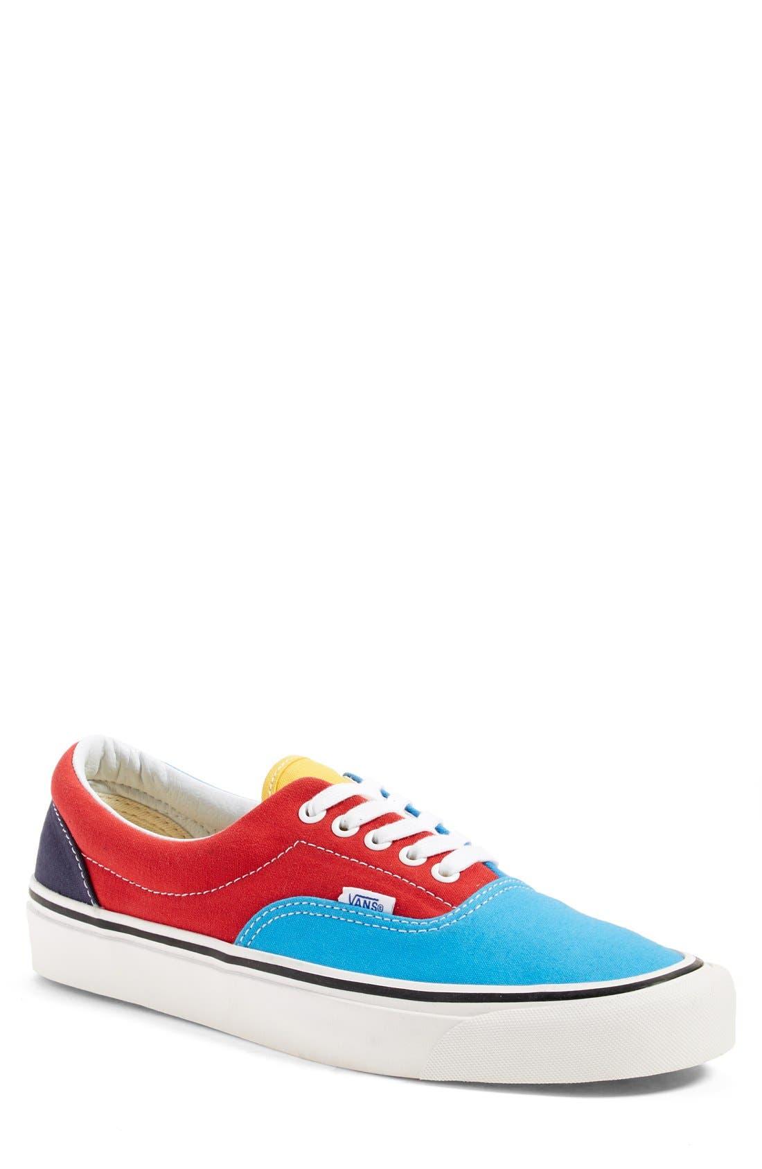 '50th Era 95 Reissue' Low Top Skate Sneaker,                             Alternate thumbnail 5, color,                             001