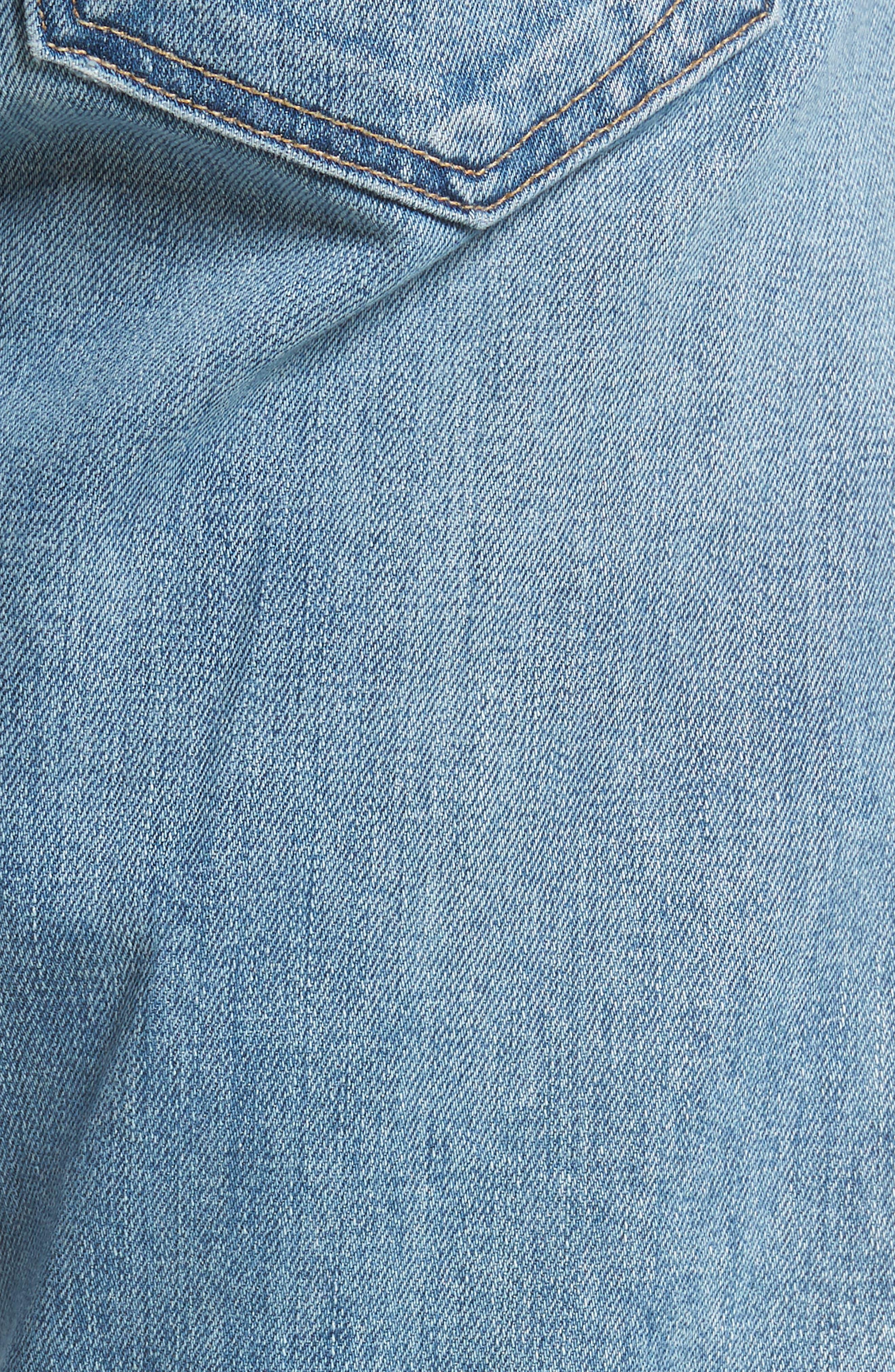 Fit 2 Slim Fit Jeans,                             Alternate thumbnail 5, color,                             PYLLE