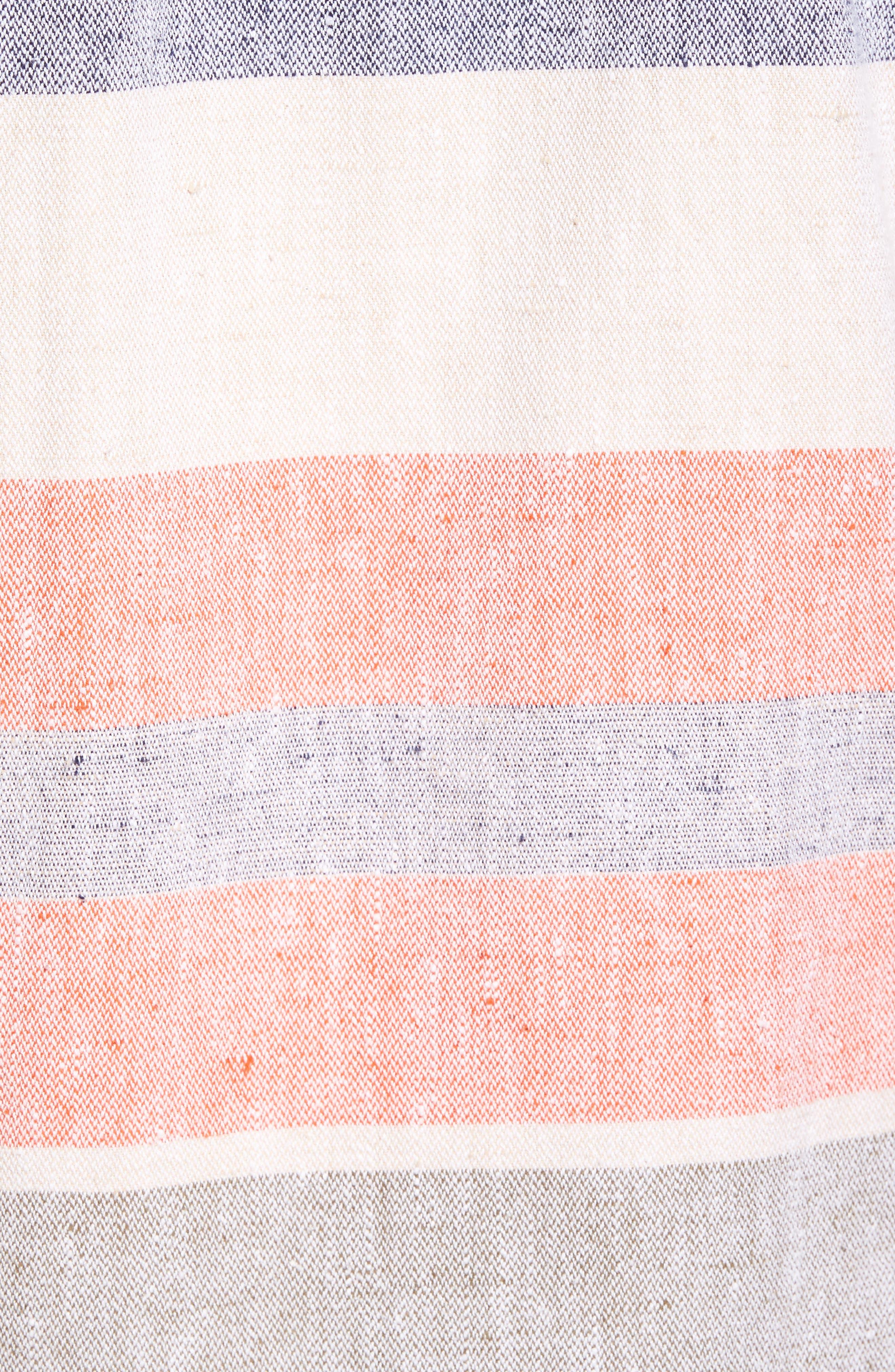 Amsterdams Summery Chunk Shirt,                             Alternate thumbnail 5, color,                             020