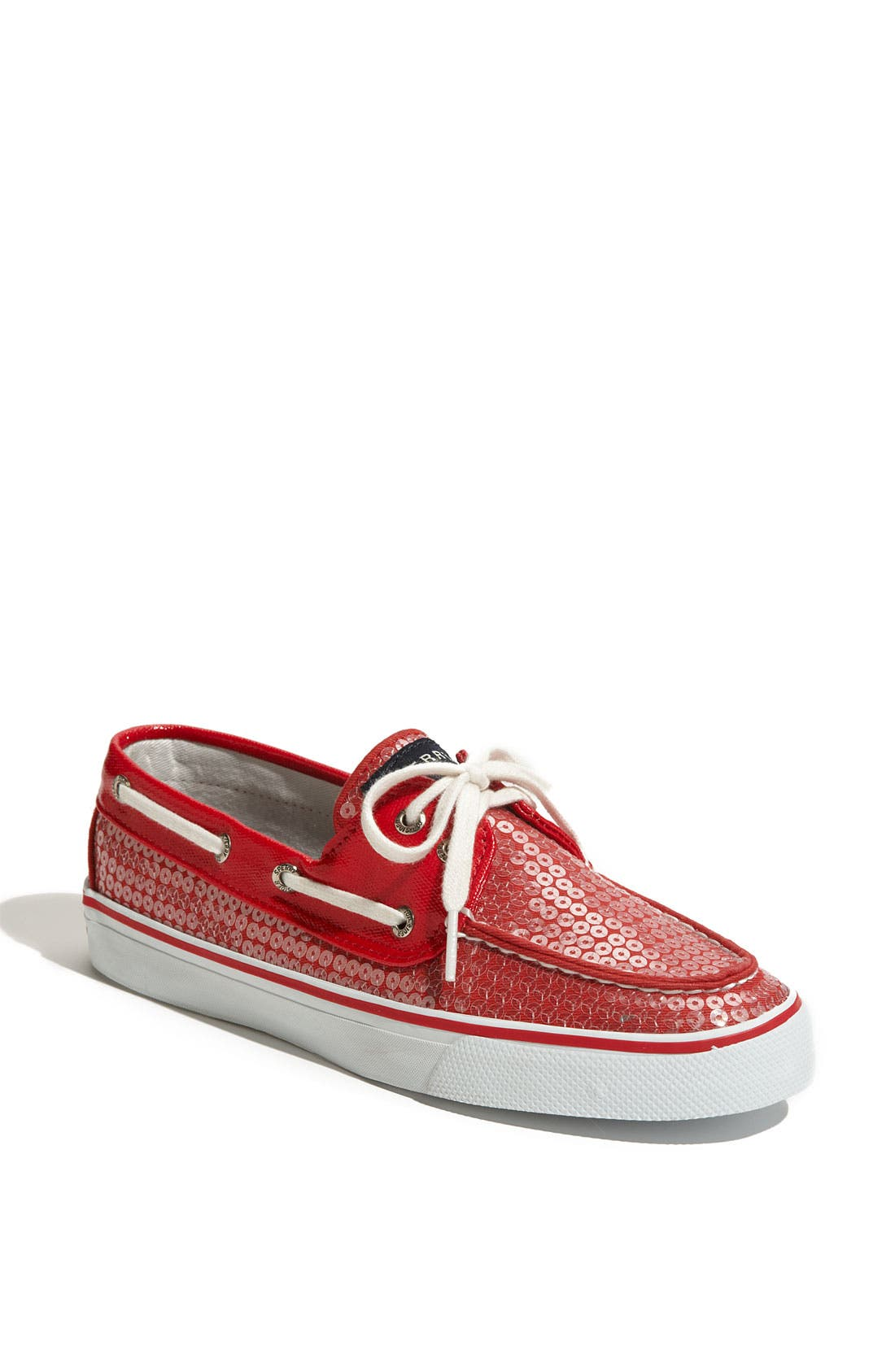 Top-Sider<sup>®</sup> 'Bahama' Sequined Boat Shoe,                             Main thumbnail 35, color,