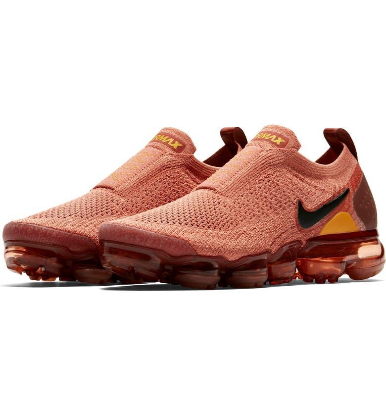 Nike Air VaporMax Flyknit MOC 2 Running Shoe (Women)  3119d4a67