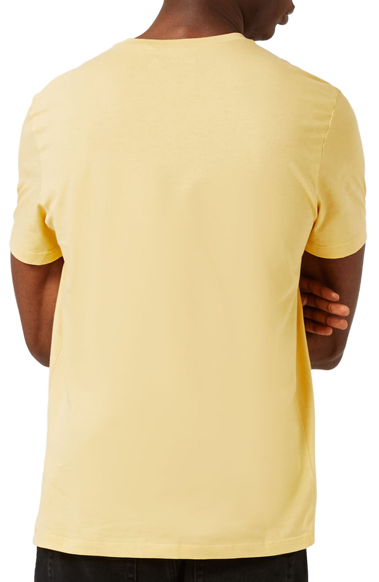 Slim Fit Crewneck T-Shirt,                             Alternate thumbnail 185, color,