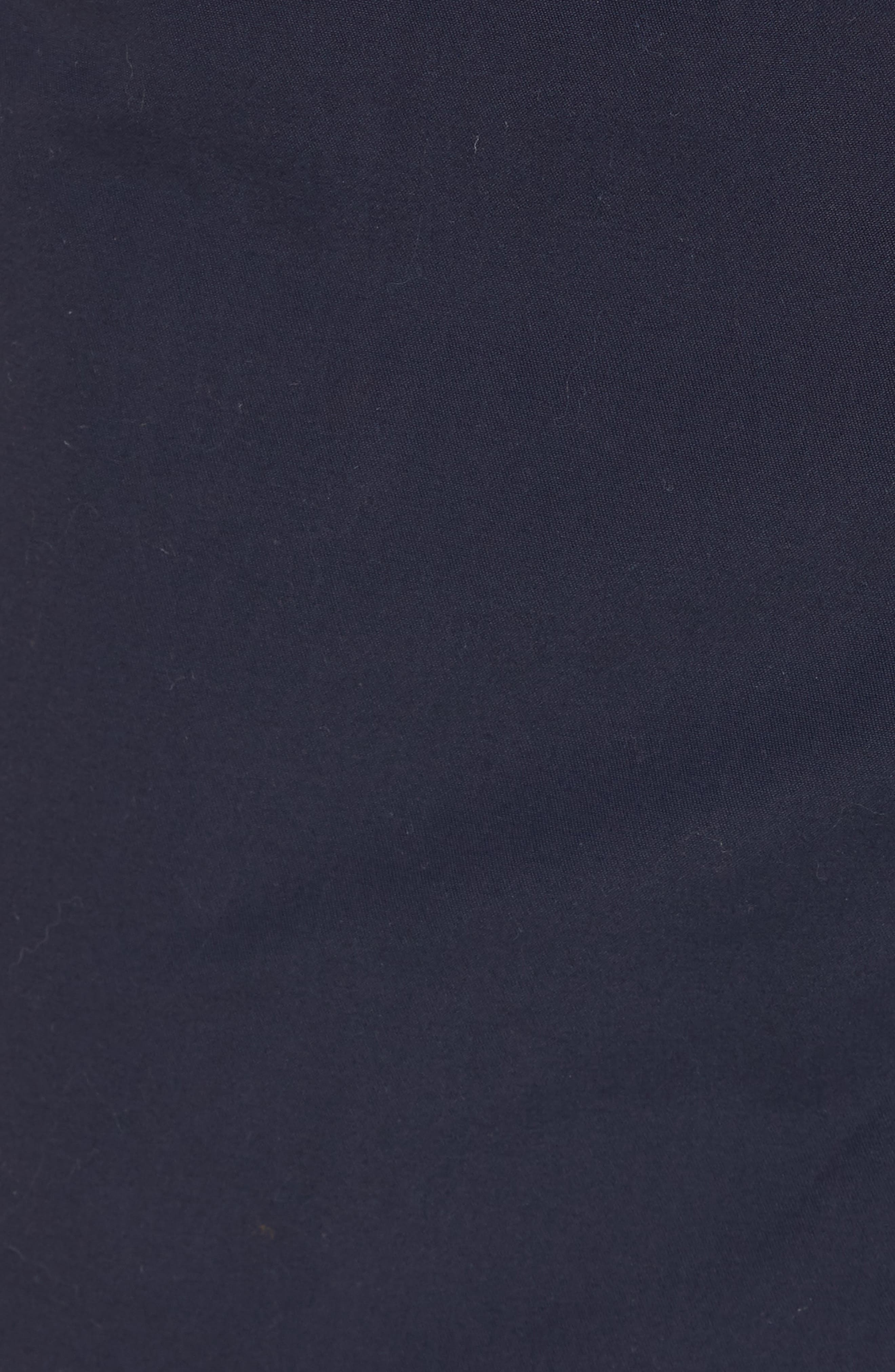 Embroidered Cockatoo Swim Trunks,                             Alternate thumbnail 5, color,                             401
