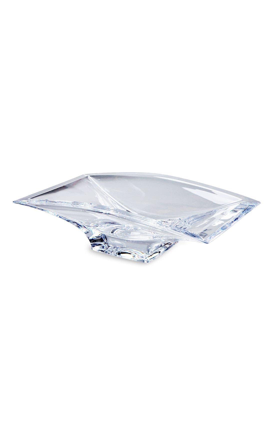 'Planar' Crystal Bowl, Main, color, 960