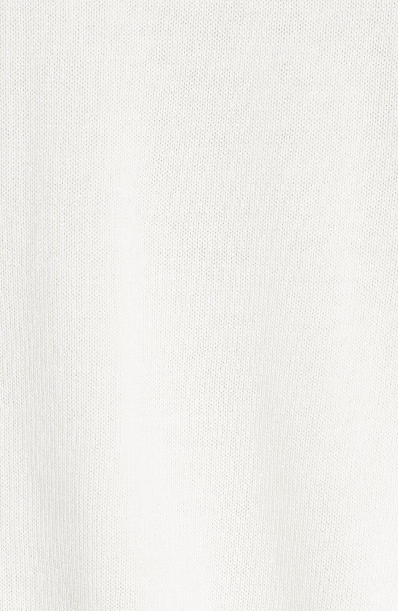 Georgette Hem Sweater,                             Alternate thumbnail 10, color,