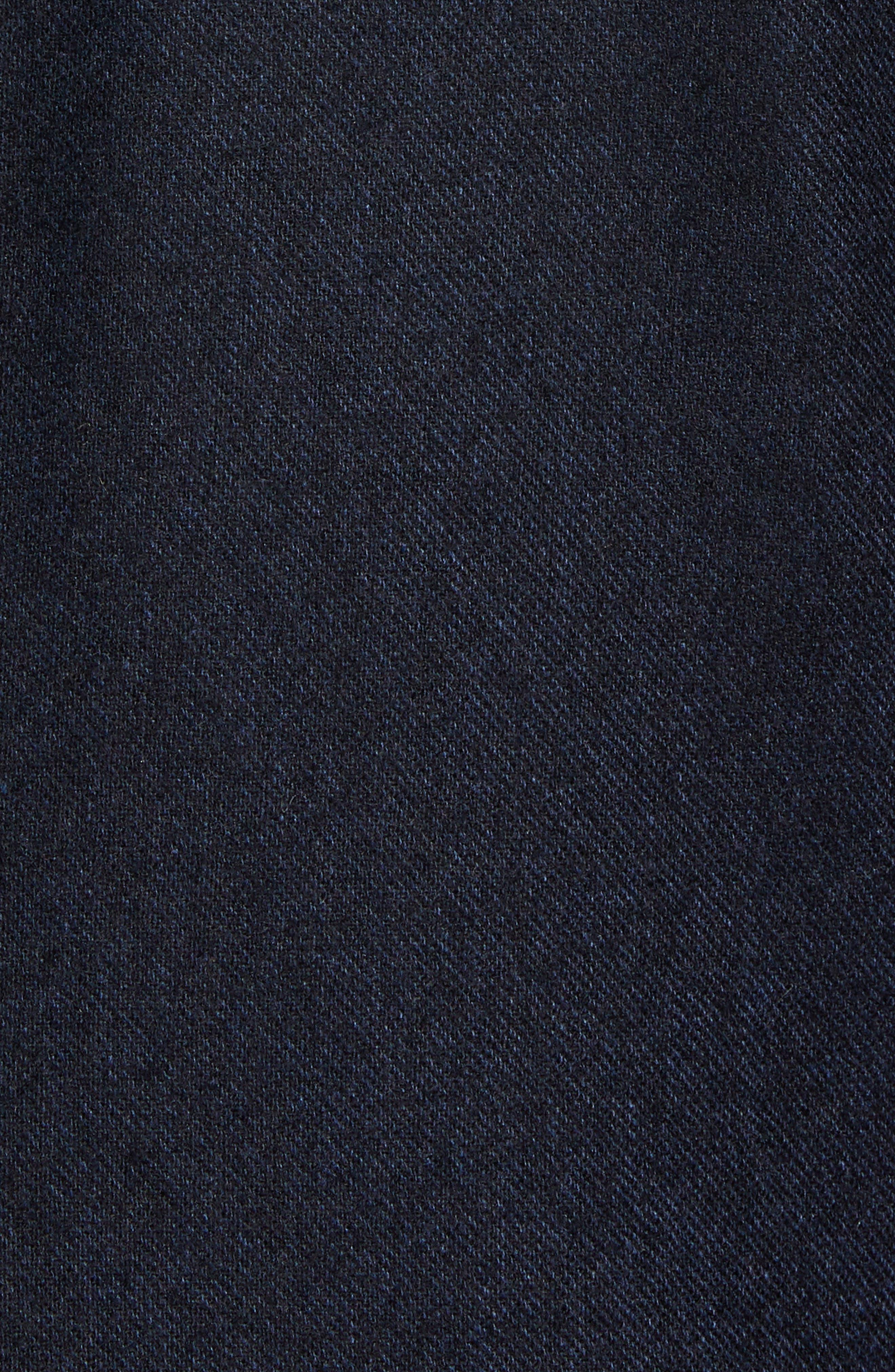 Matza Wool Blend Sport Coat,                             Alternate thumbnail 6, color,                             NAVY