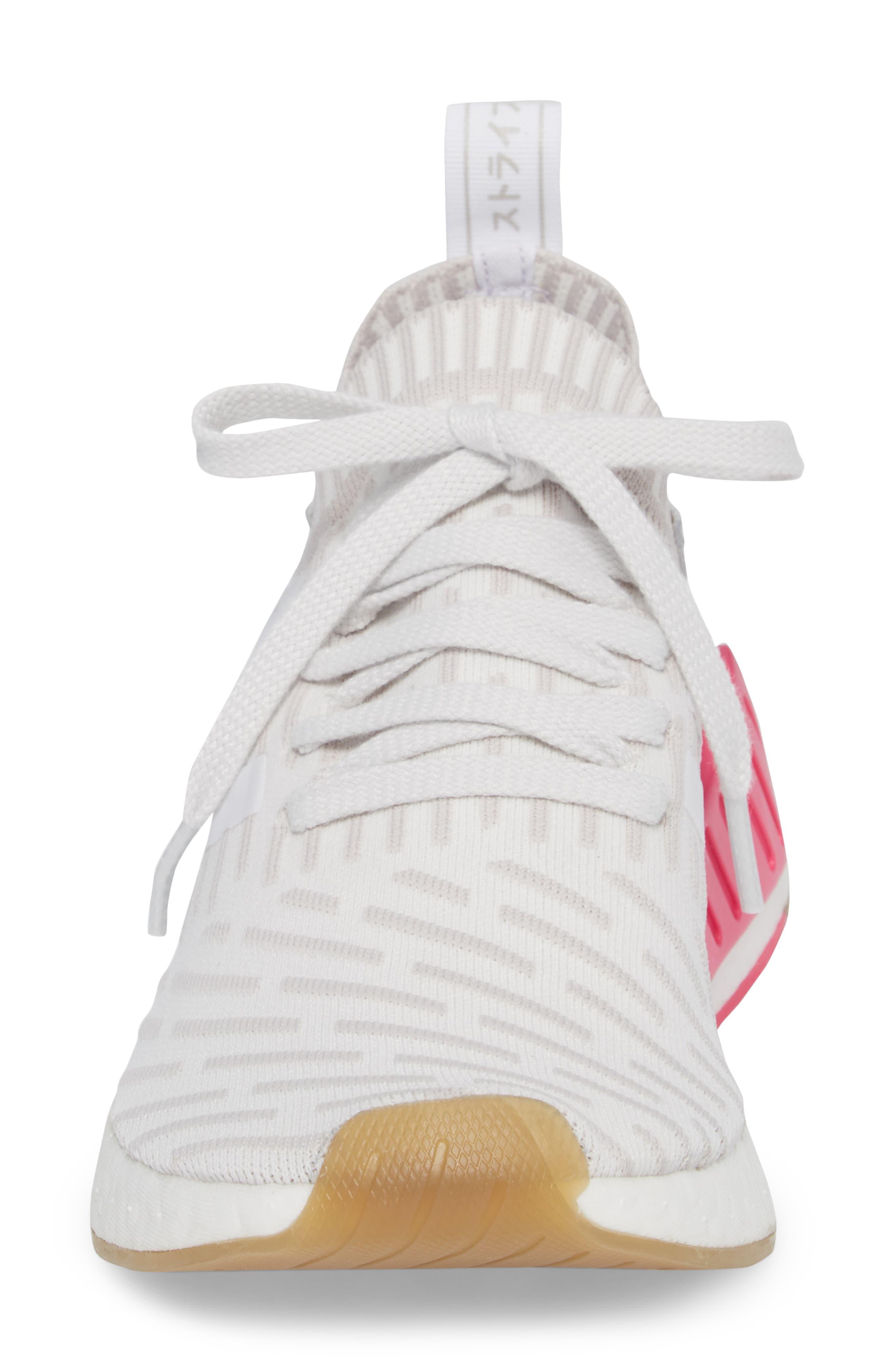 NMD R2 Primeknit Athletic Shoe,                             Alternate thumbnail 16, color,