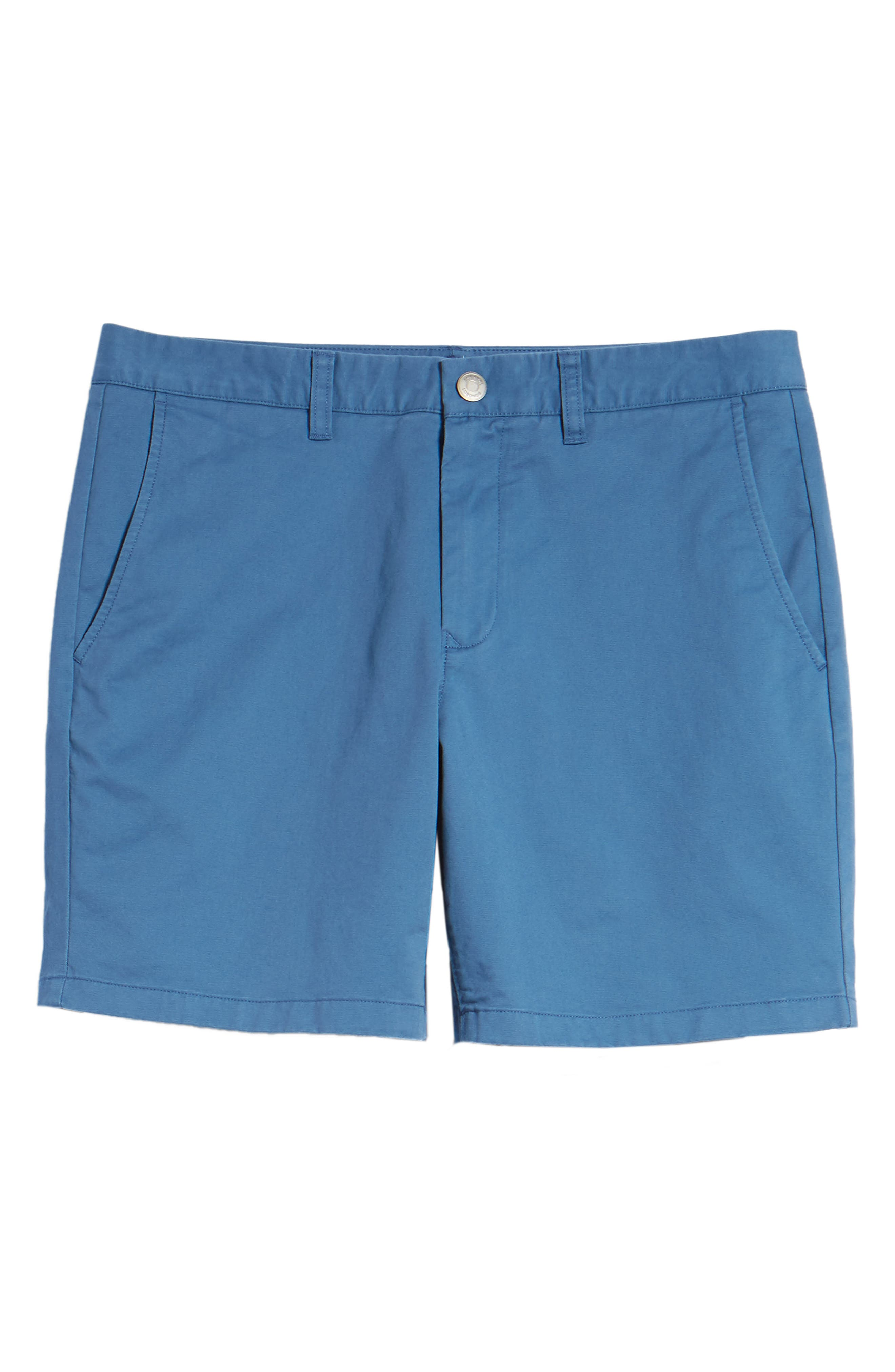 Stretch Washed Chino 7-Inch Shorts,                             Alternate thumbnail 114, color,
