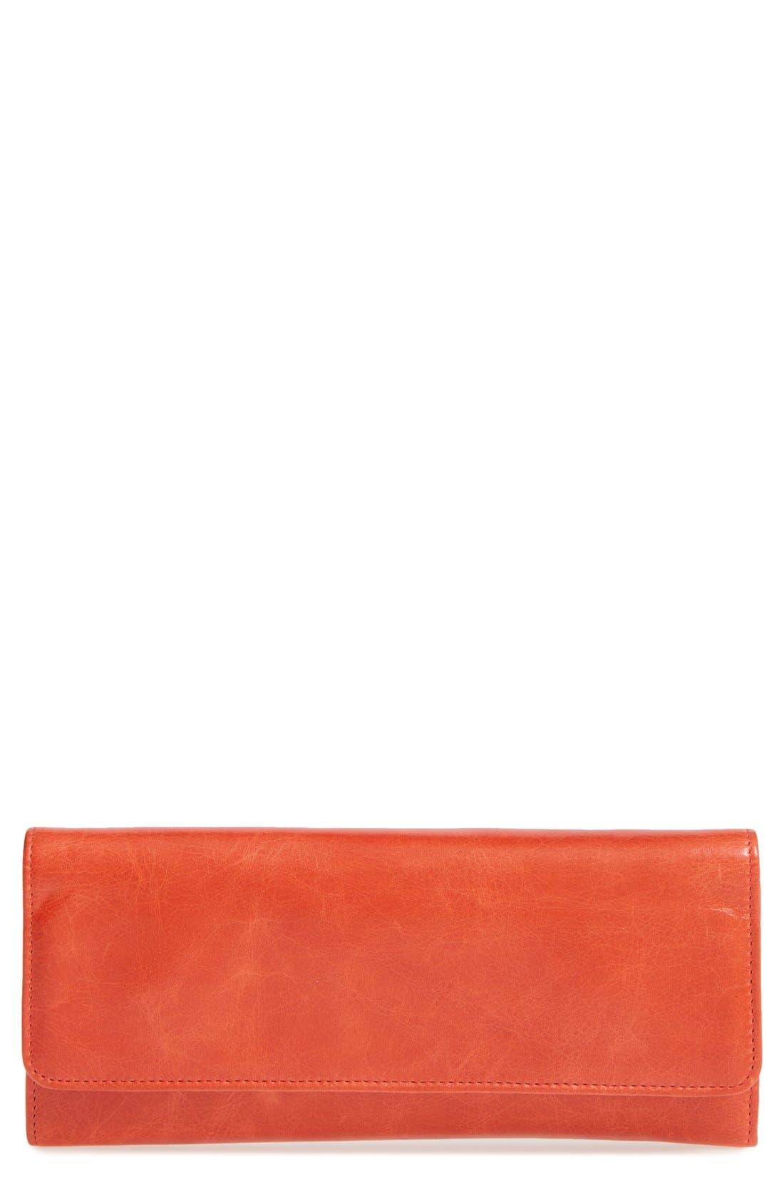 'Sadie' Leather Wallet,                             Main thumbnail 59, color,