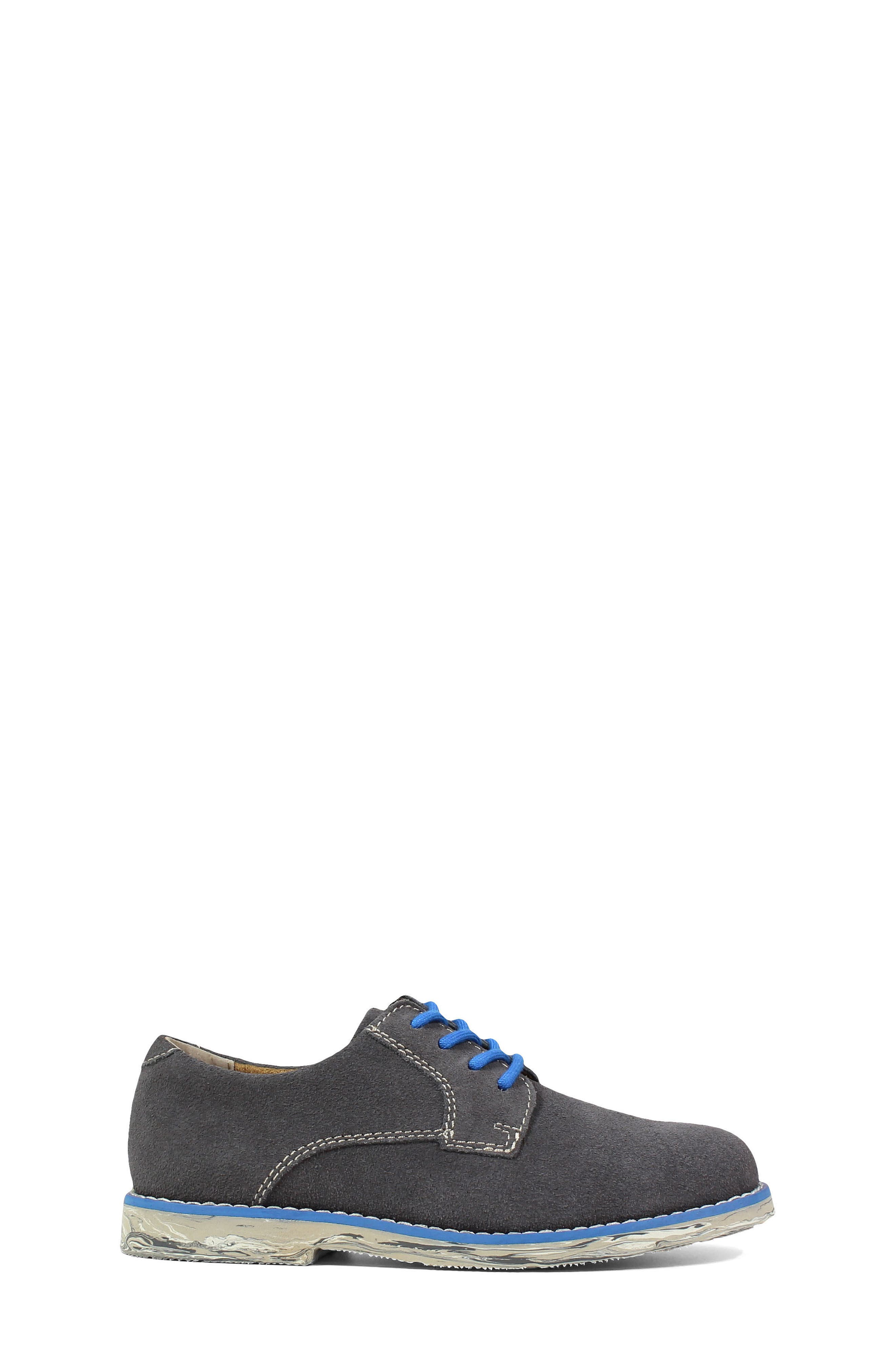 FLORSHEIM,                             Kearny II Oxford,                             Alternate thumbnail 3, color,                             GRAY SUEDE