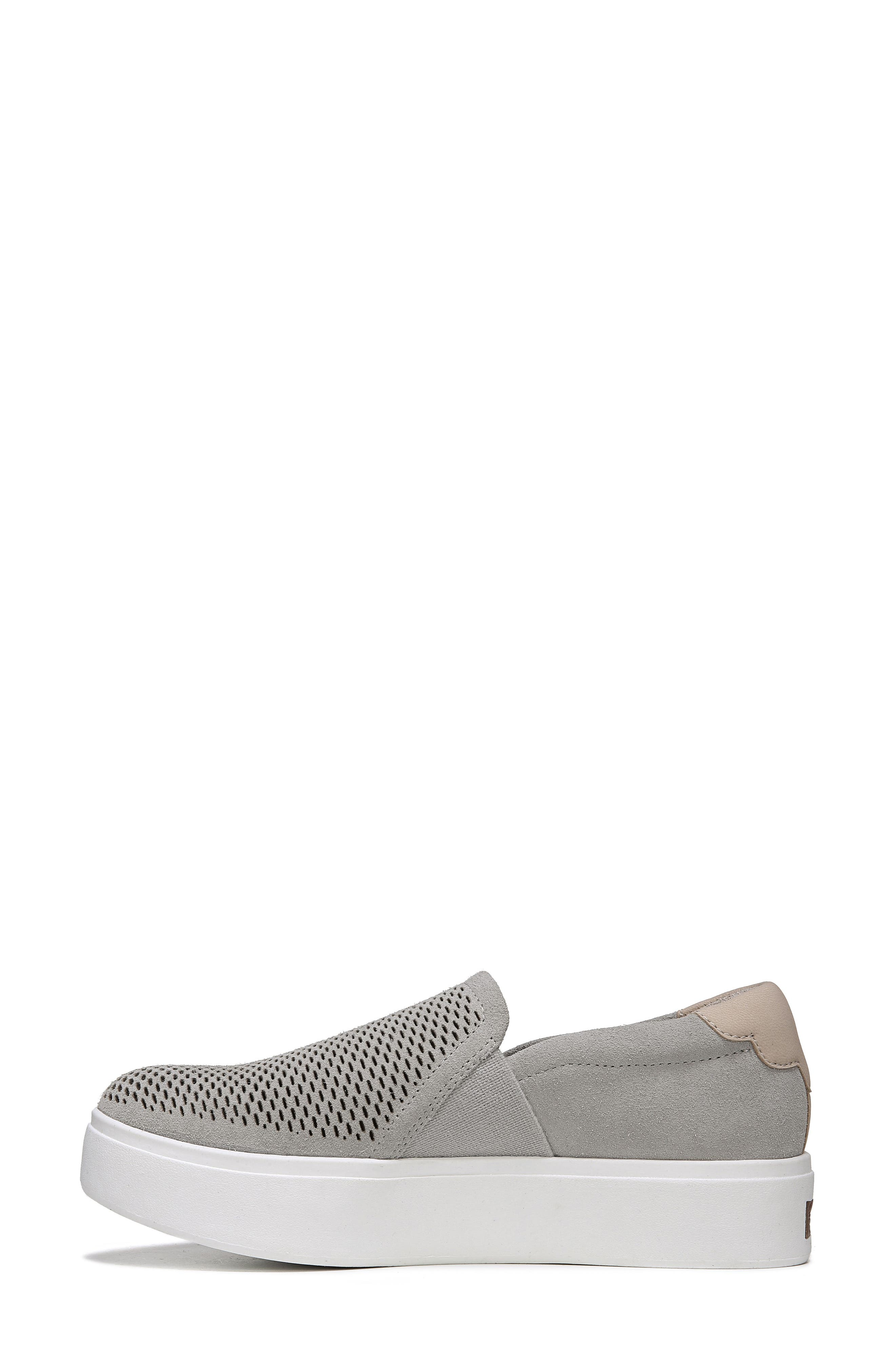 Abbot Lux Sneaker,                             Alternate thumbnail 9, color,                             GREY LEATHER