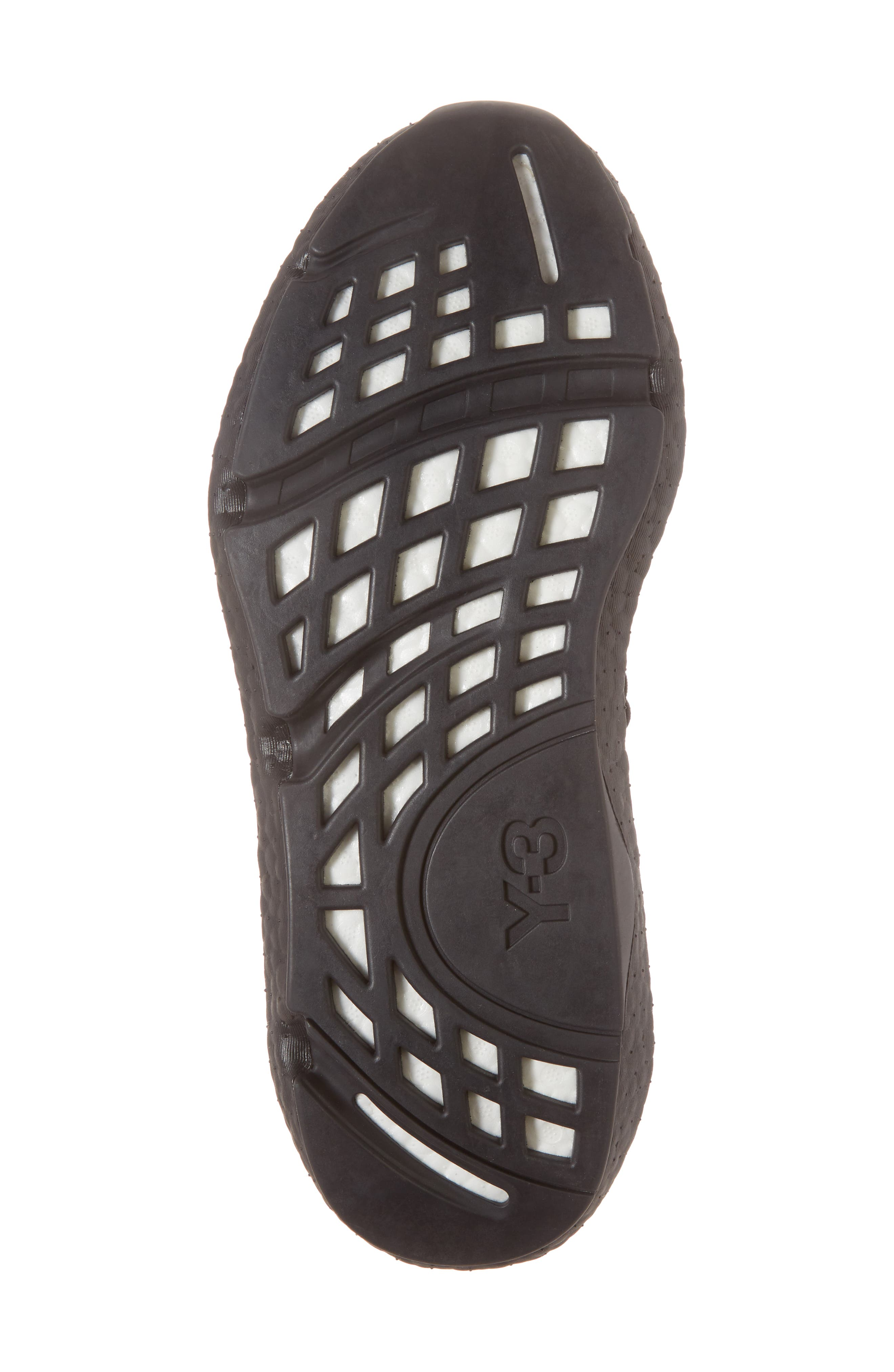 x adidas Kusari Sneaker,                             Alternate thumbnail 6, color,                             BLACK/BLACK