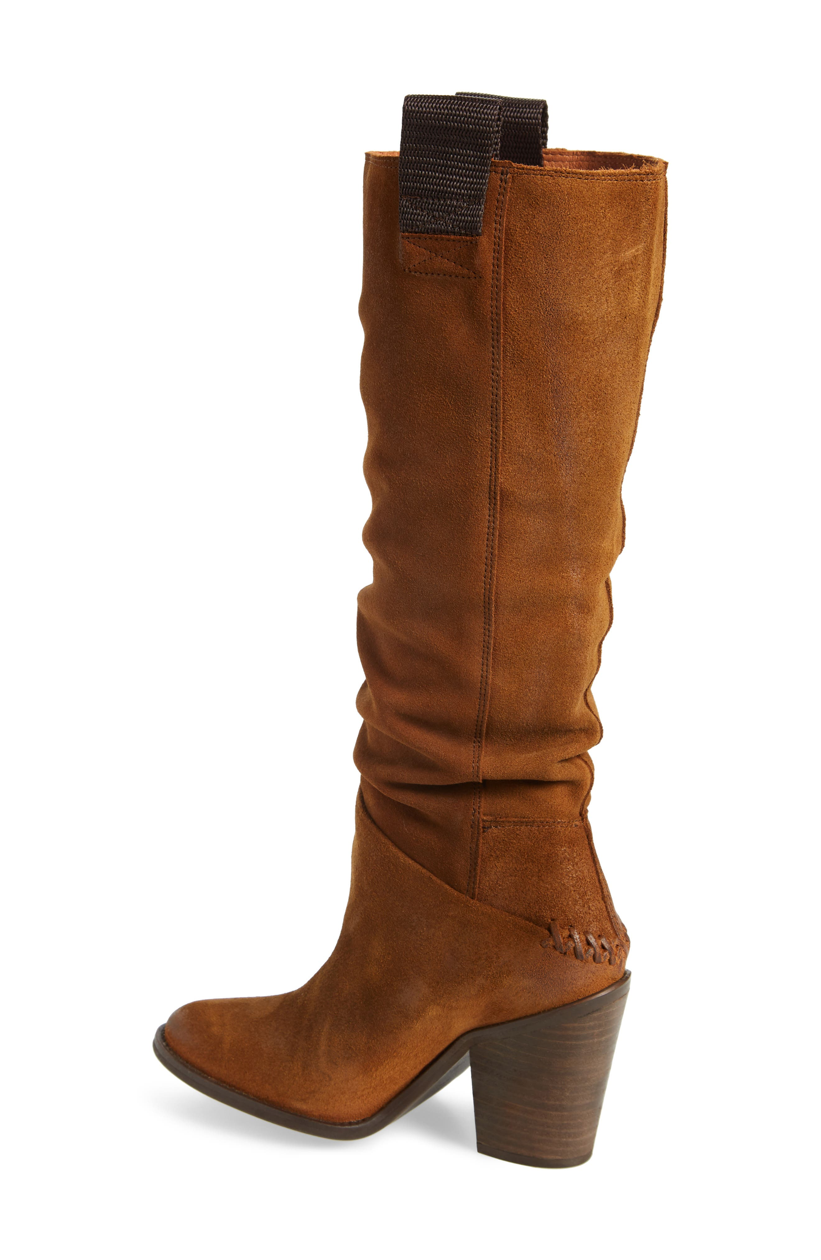 FREE PEOPLE,                             Montgomery Knee High Boot,                             Alternate thumbnail 2, color,                             200